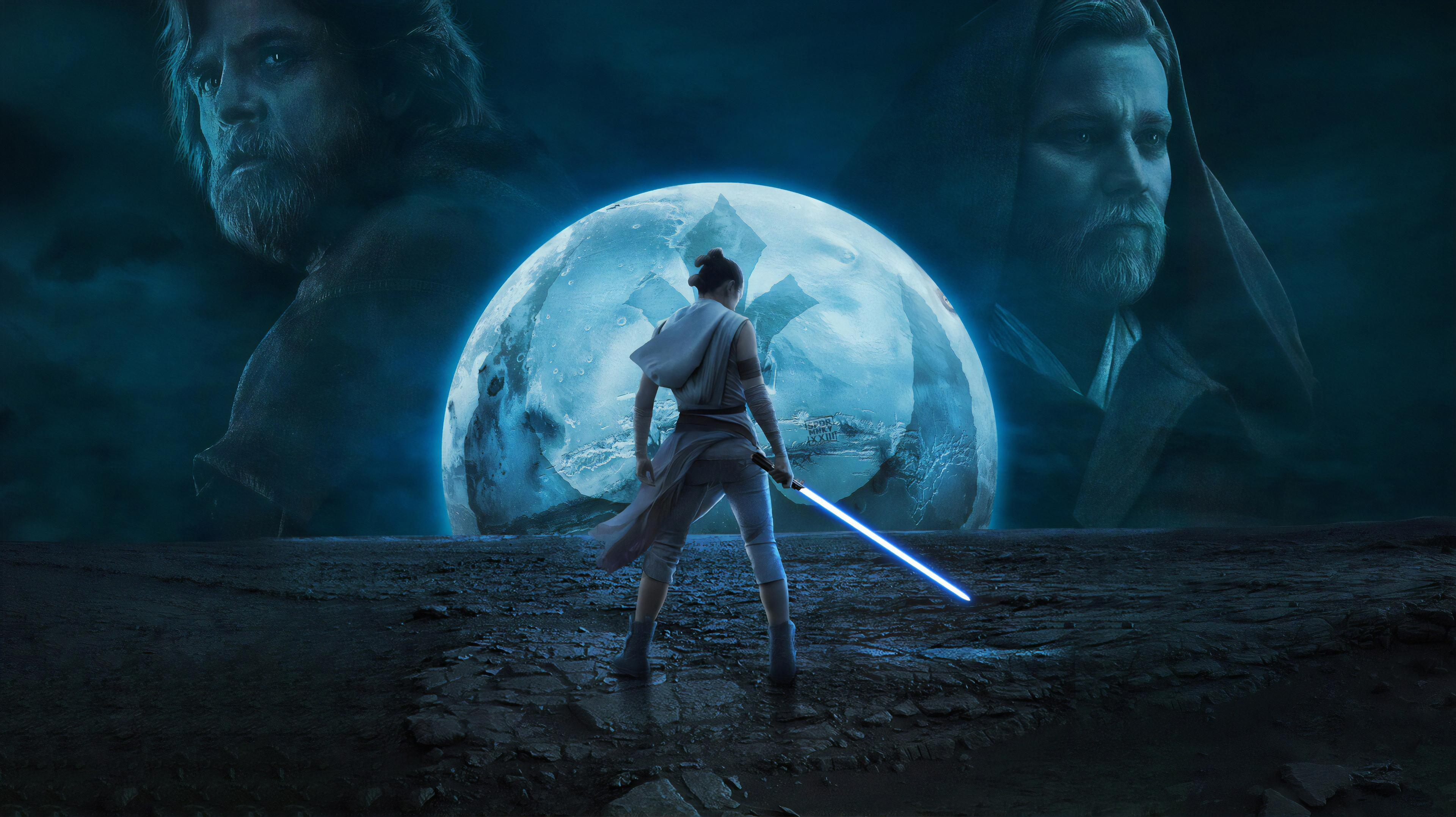 Star Wars The Rise Of Skywalker New, HD Movies, 4k