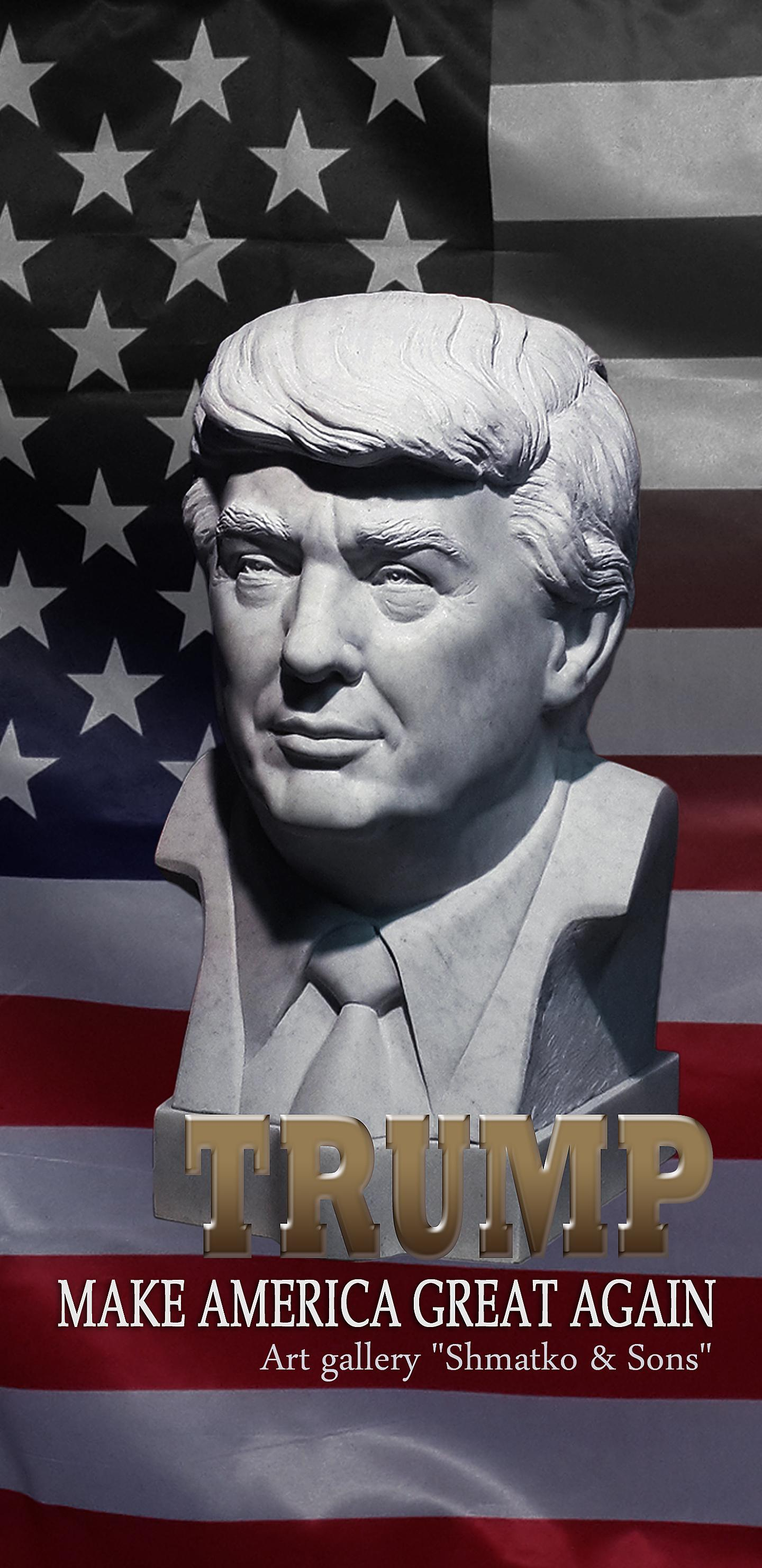 Donald Trump – wallpapers for smartphones and mobile phones