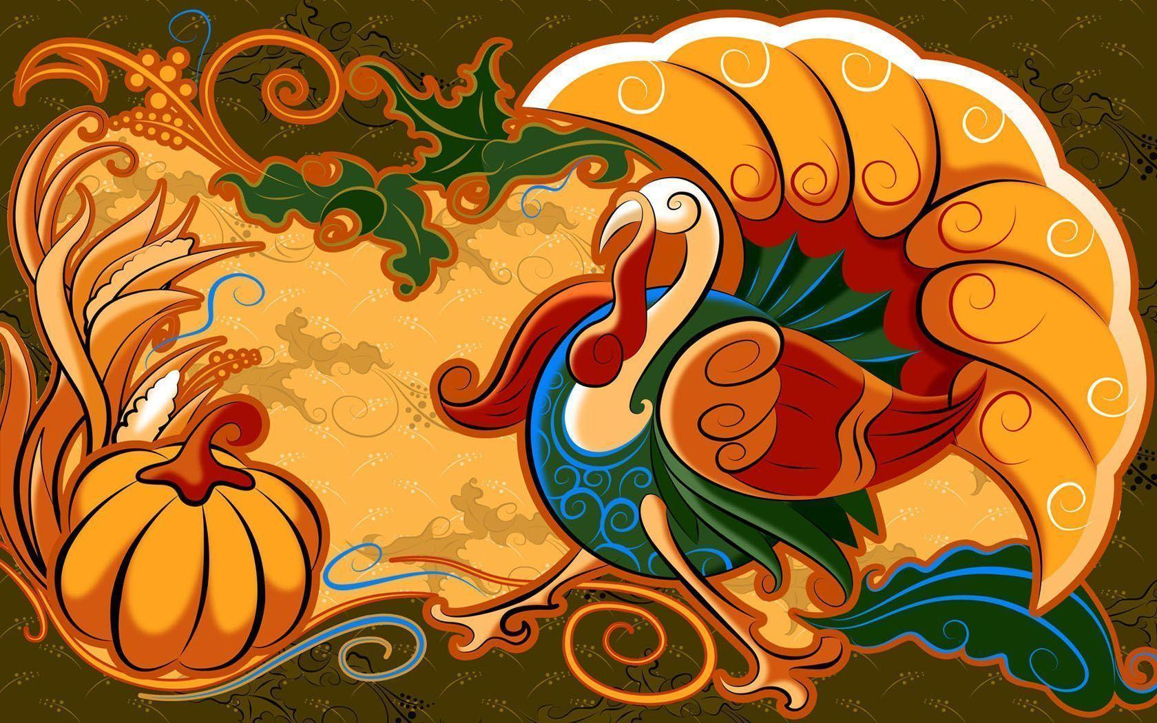 20 Best Happy Thanksgiving Day Wallpapers