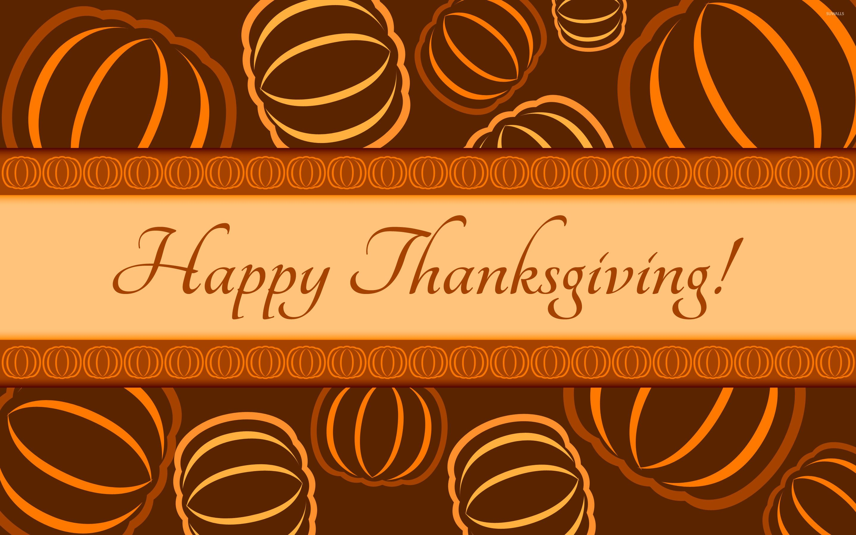 Happy Thanksgiving! wallpapers