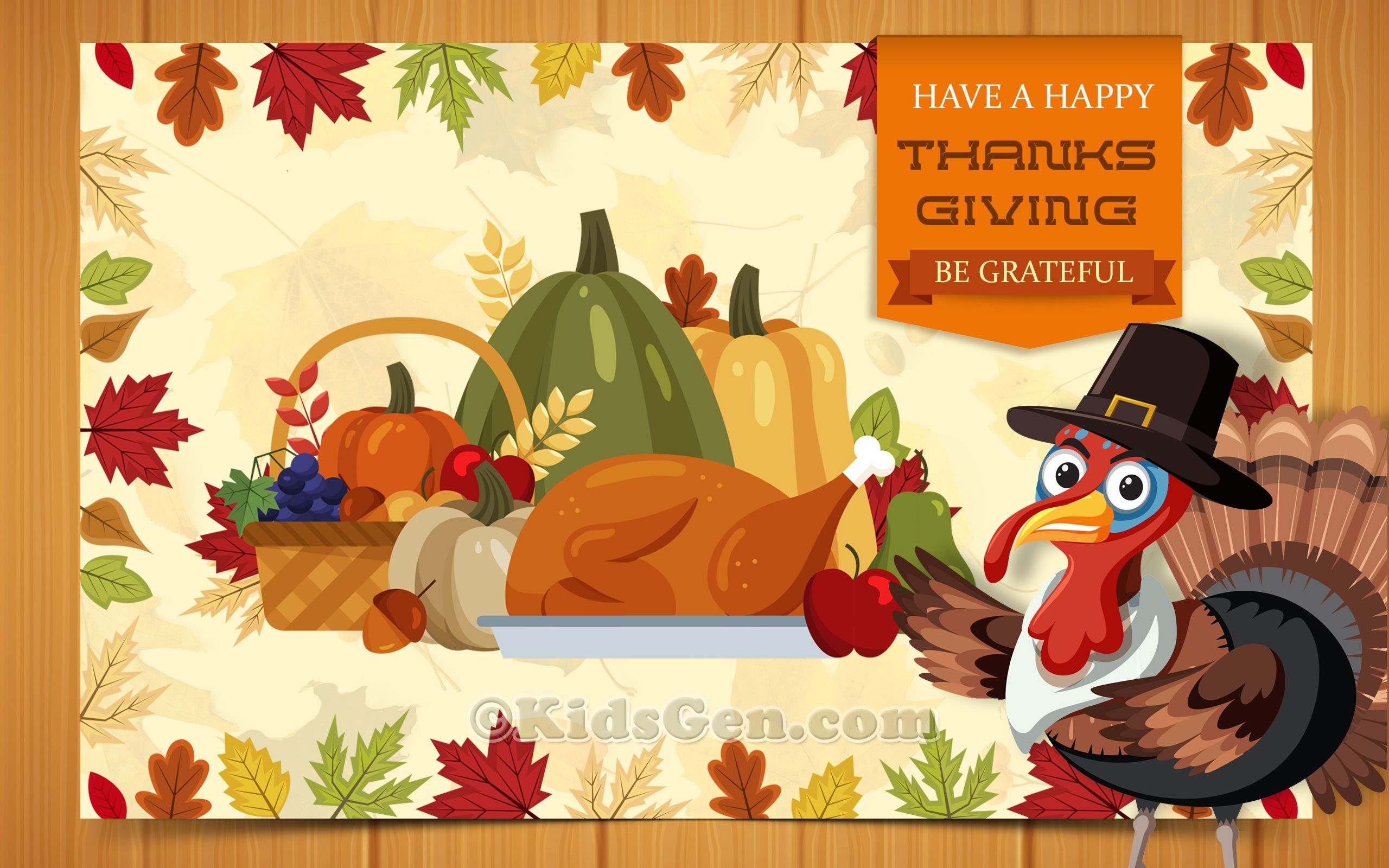 Wallpapers for Thanksgiving