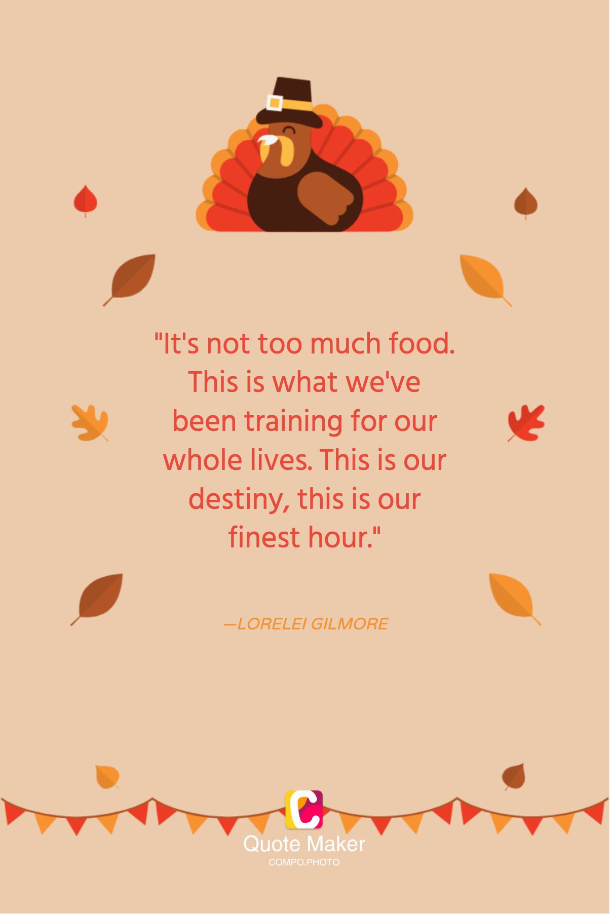 How to Create Thanksgiving Wallpapers