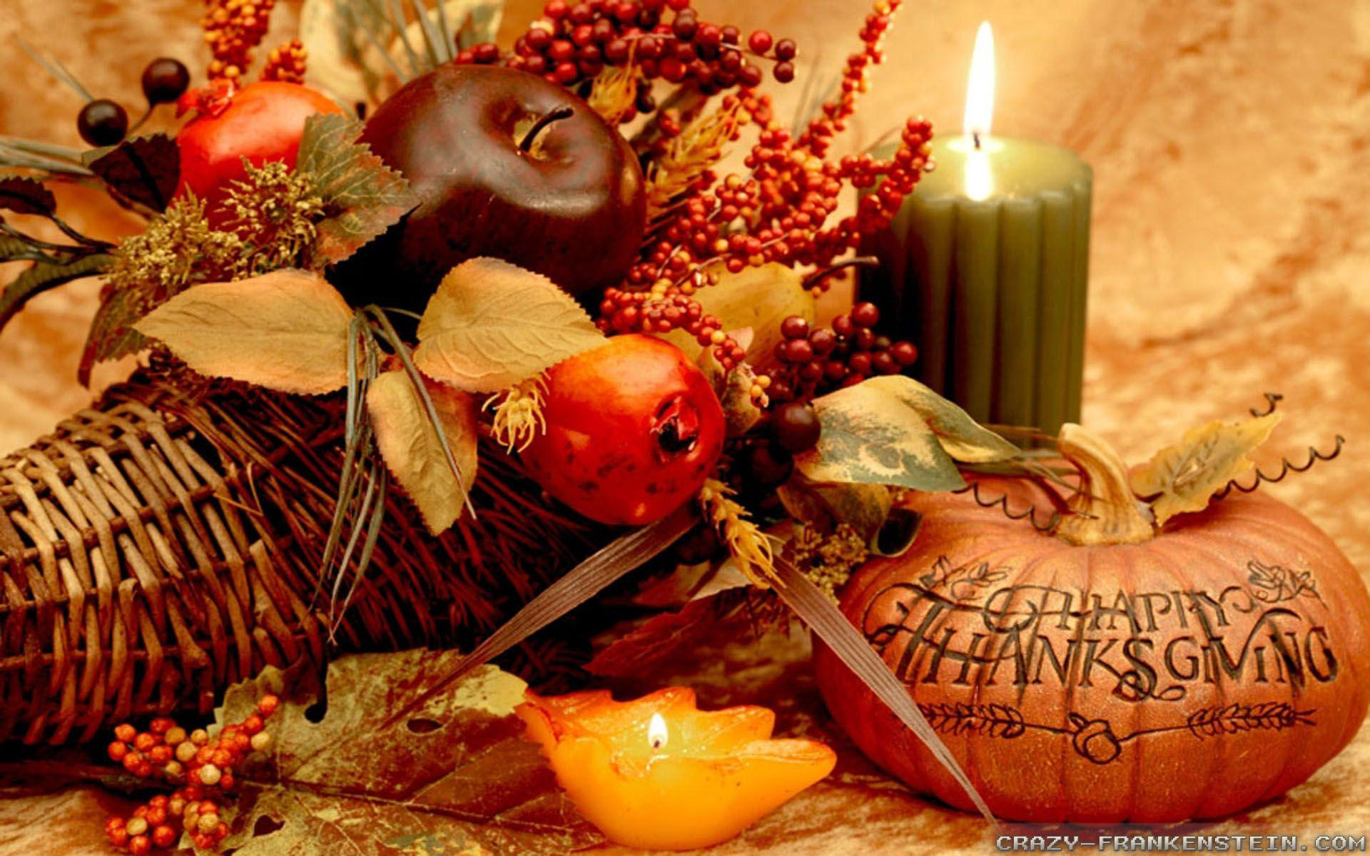 Widescreen Thanksgiving Wallpapers