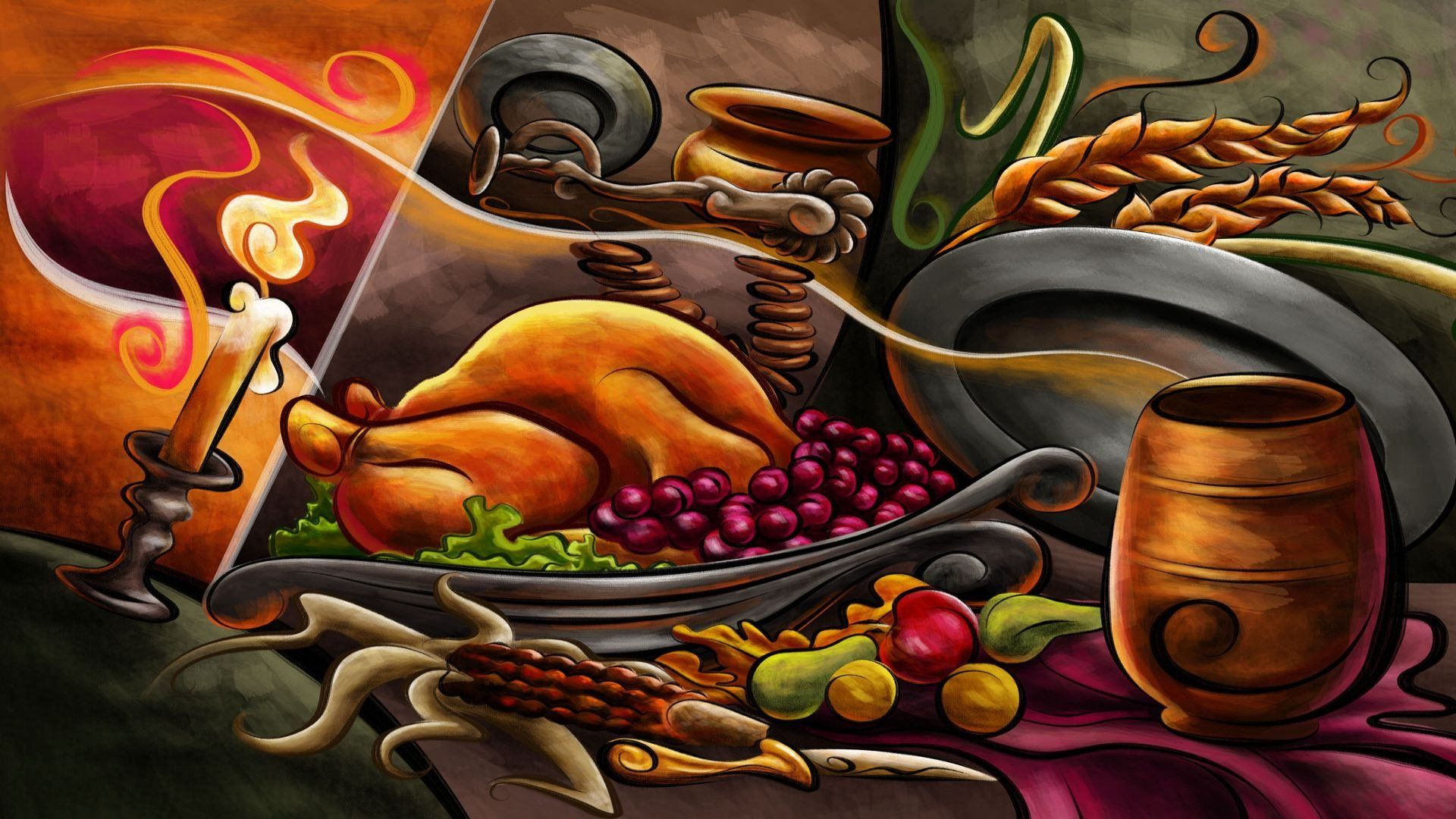 Thanksgiving Wallpapers: 20+ Image