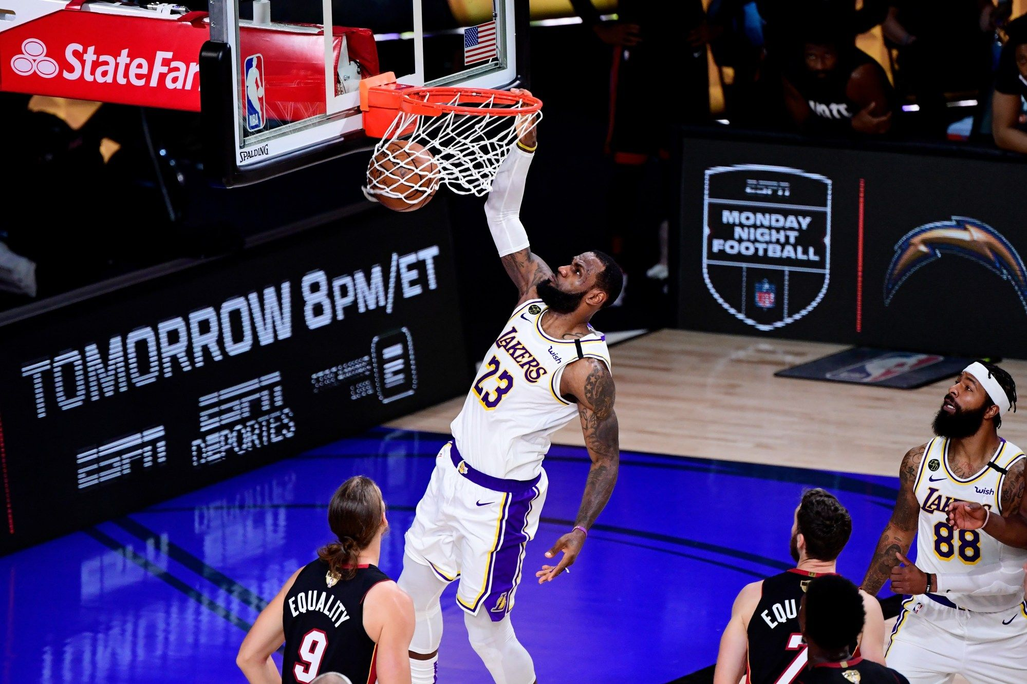 NBA Finals: What time is the Lakers