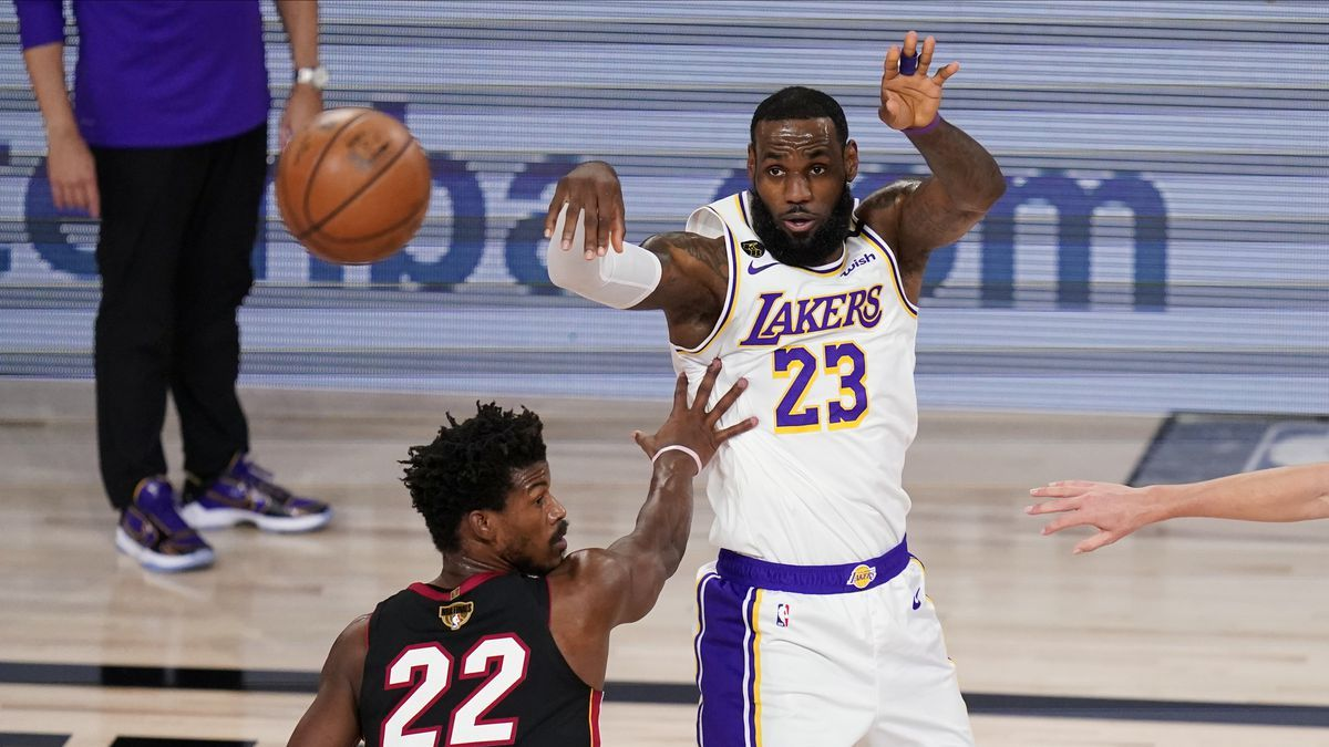 BUBBLE KINGS: Los Angeles Lakers win 2020 NBA Finals; LeBron earns fourth championship title