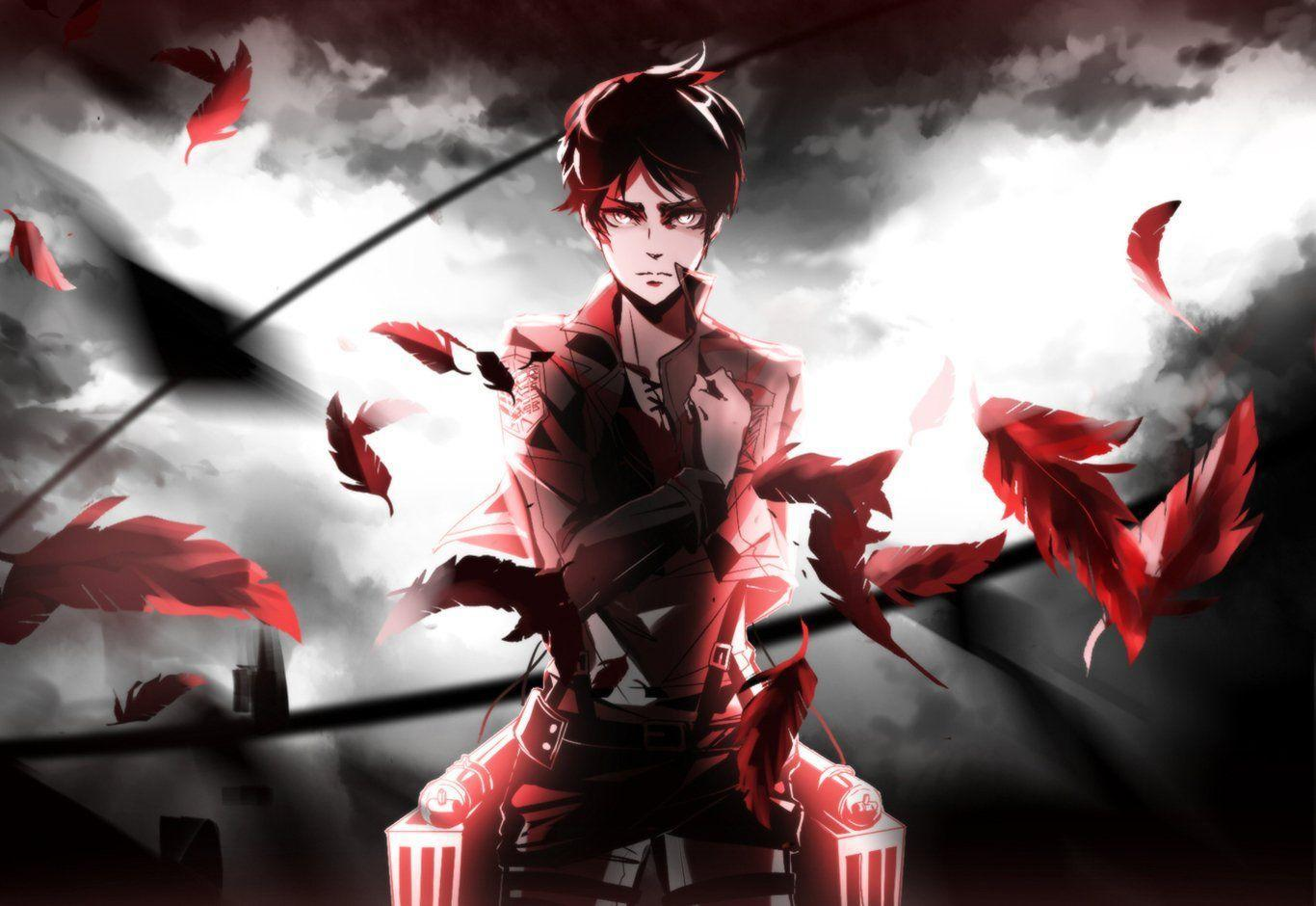 1454 Attack On Titan HD Wallpapers