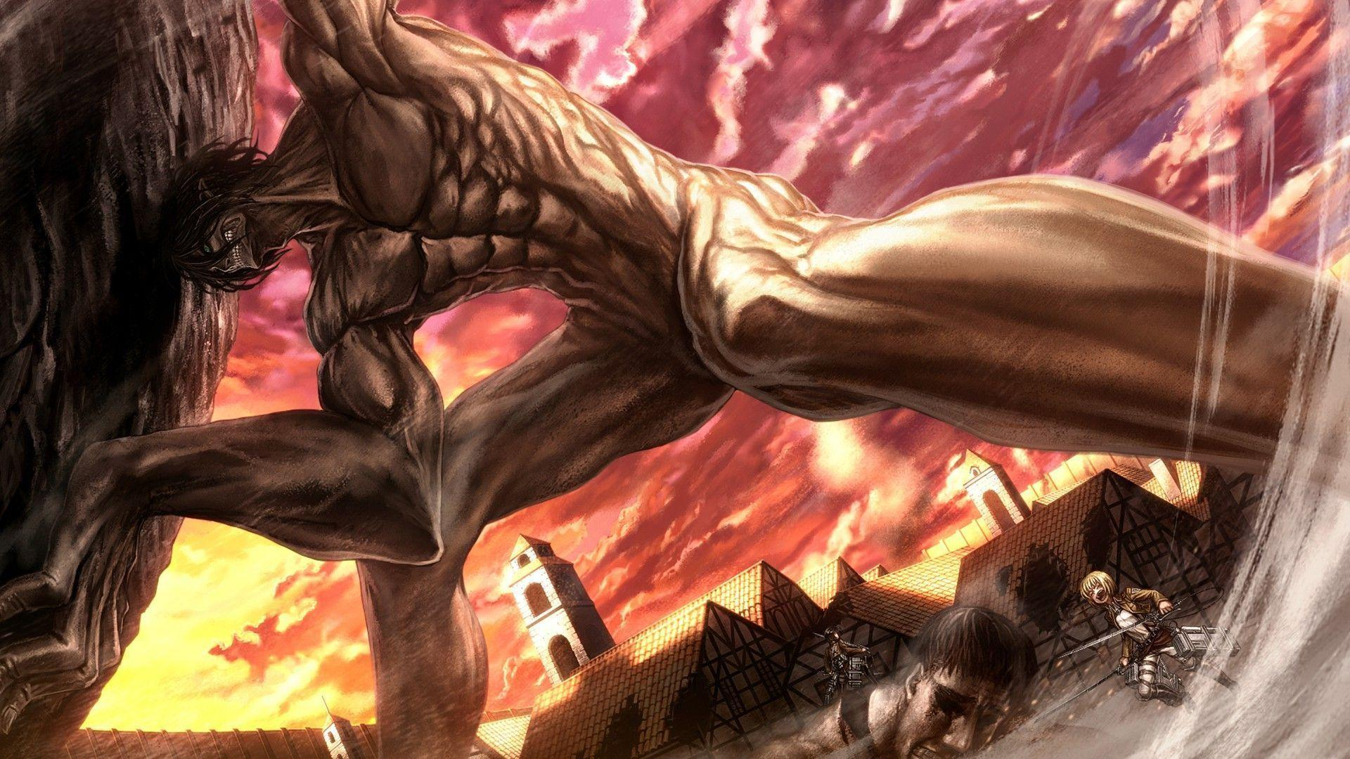 Attack On Titan Wallpapers High Quality