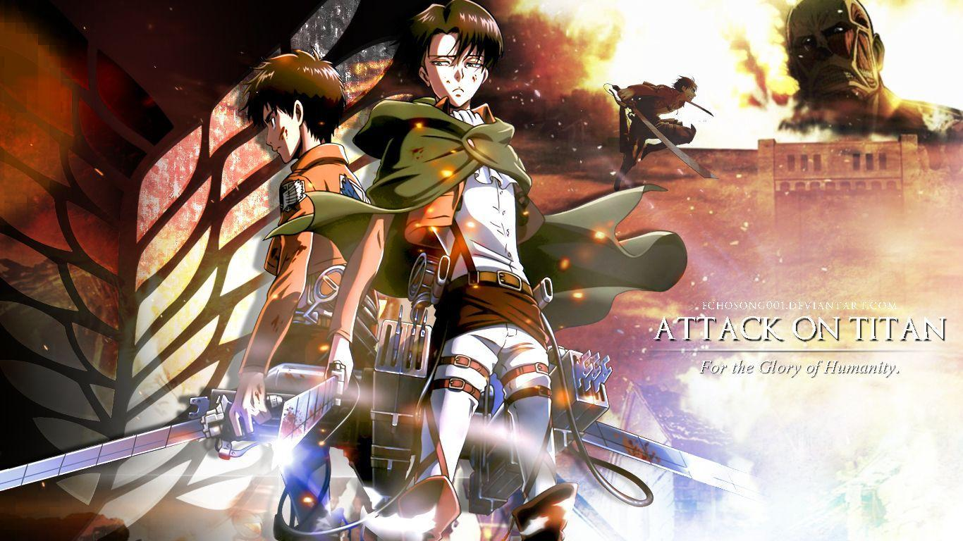 Attack On Titan Wallpapers Season 2 HD