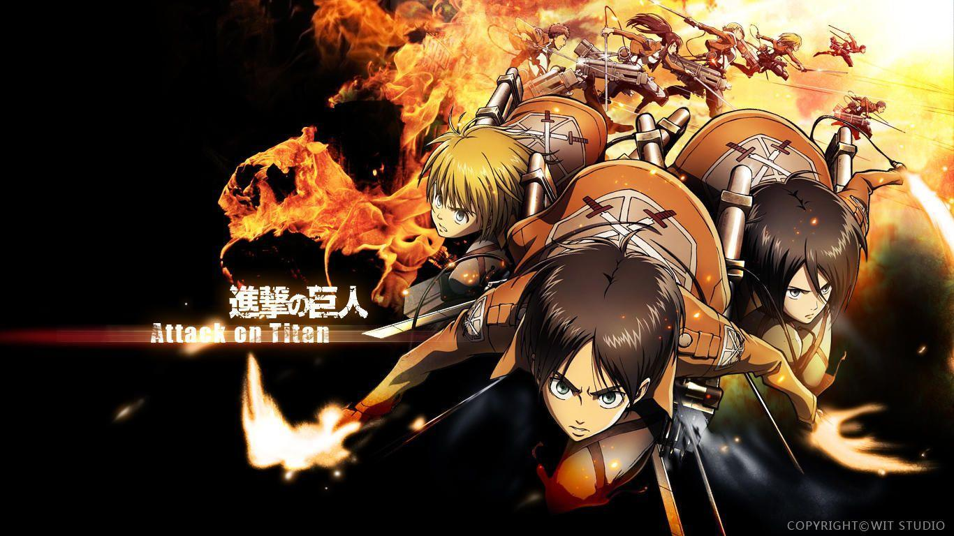 Wallpapers Shingeki No Kyojin Hd