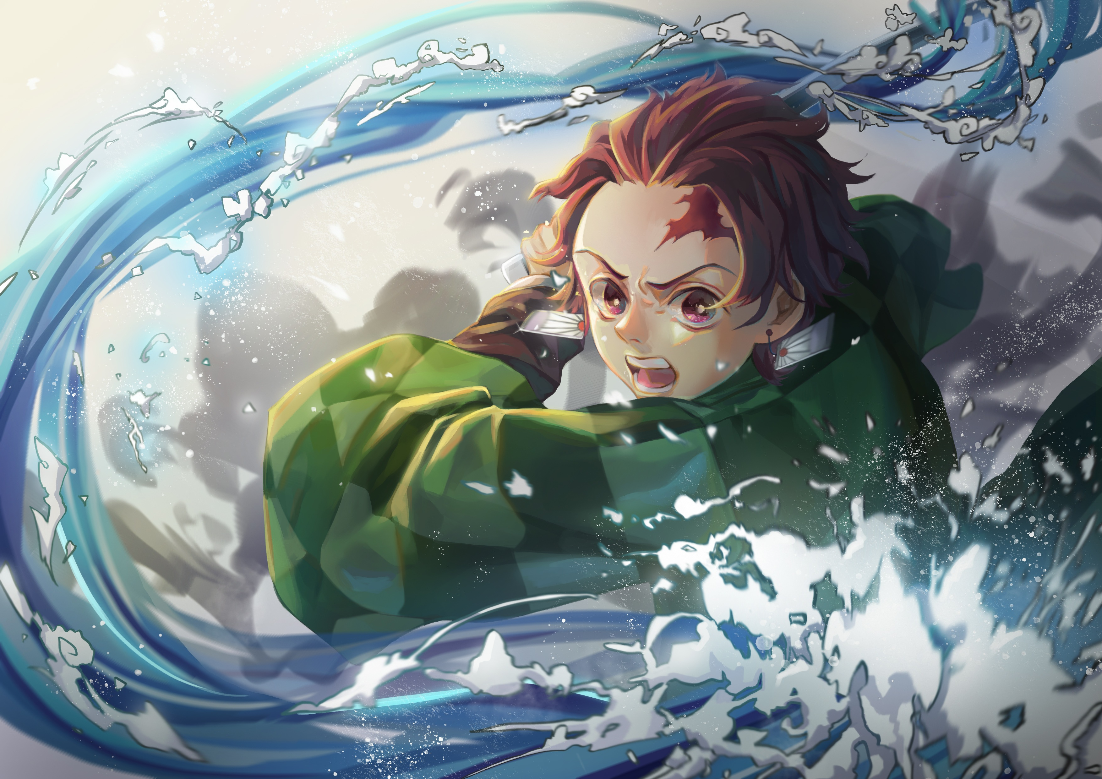 anime image: Demon Slayer Anime Wallpapers