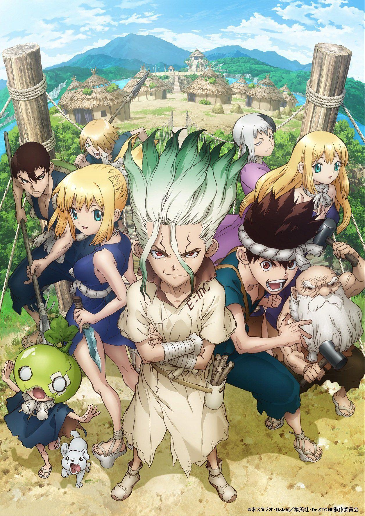 Dr. Stone Wallpapers