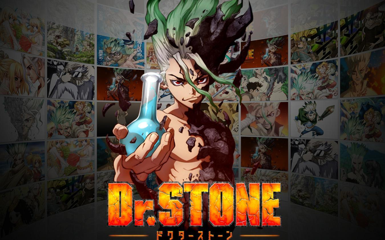 Dr.stone HD Wallpapers for Android