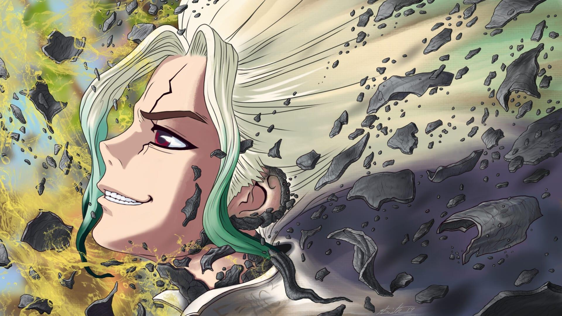 Dr. Stone Episode 15 'The Culmination of Two Million Years