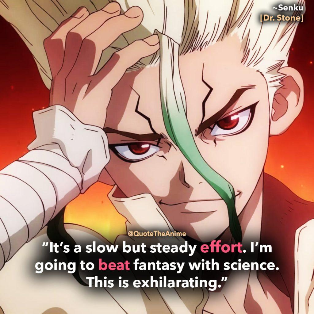 13+ Of Your Favorite Dr. Stone Quotes