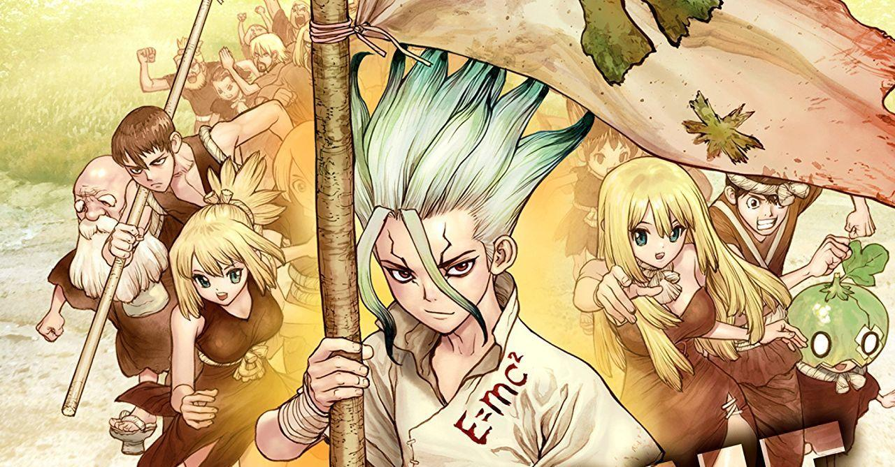 Dr. STONE Vol. 5 Review