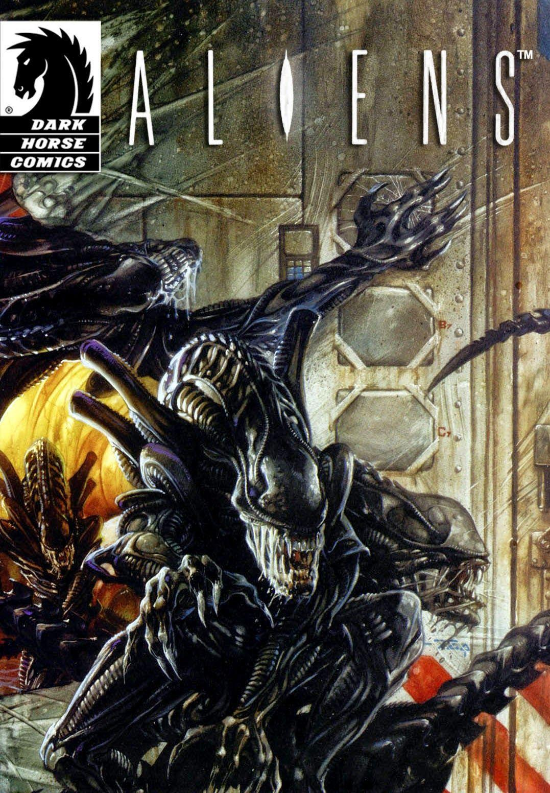 Dark Horse Comics took the industry by storm with release of Aliens