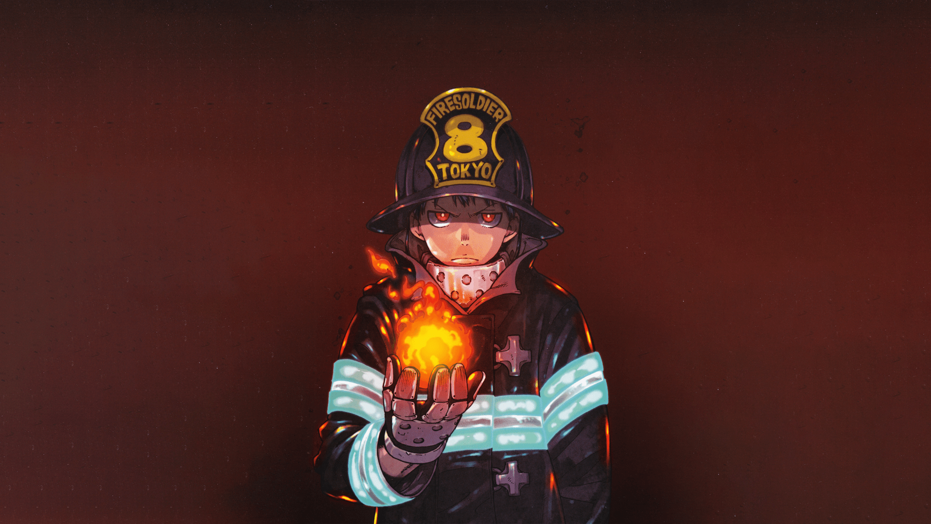 6 4K Ultra HD Fire Force Wallpapers