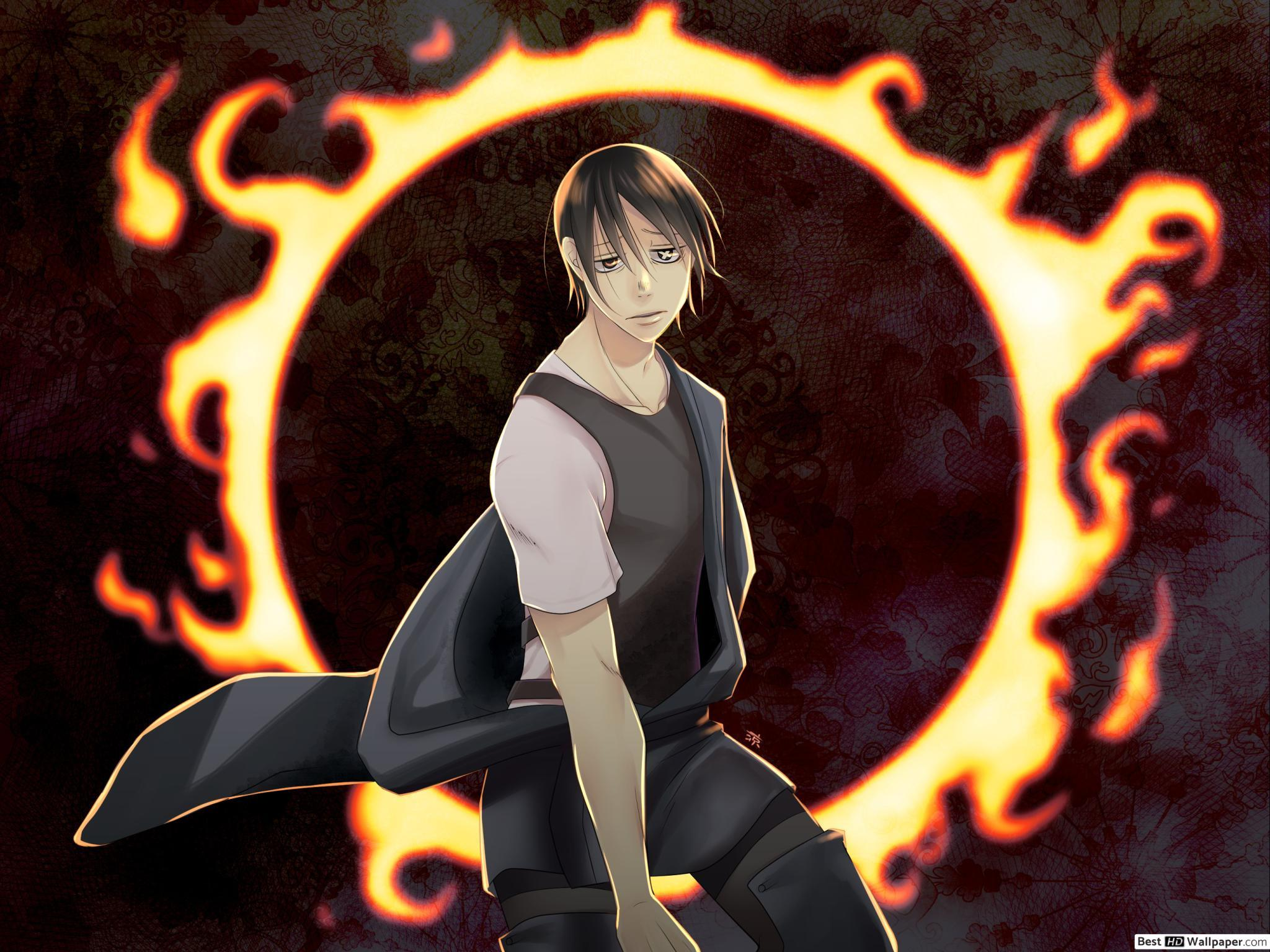 Fire Force Anime HD wallpapers download