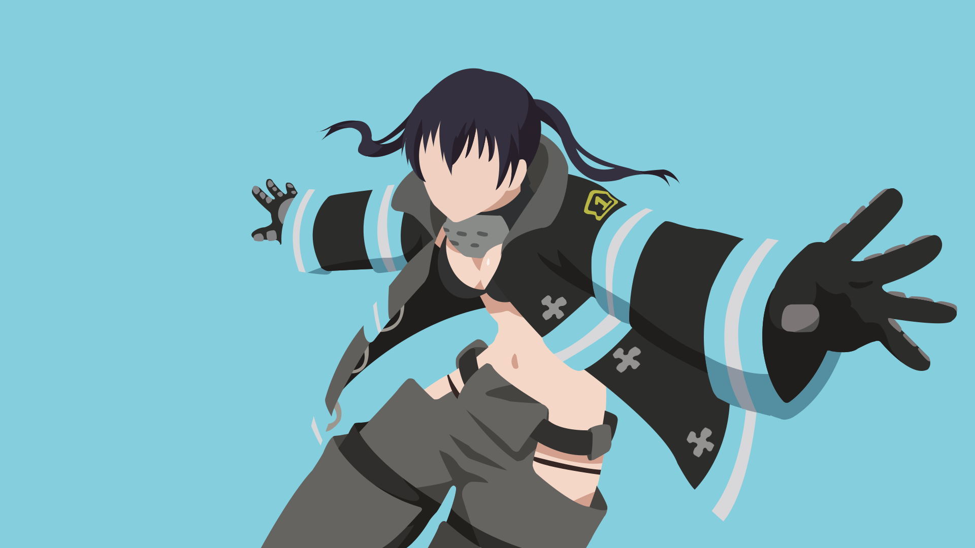 Tamaki [Fire Force]