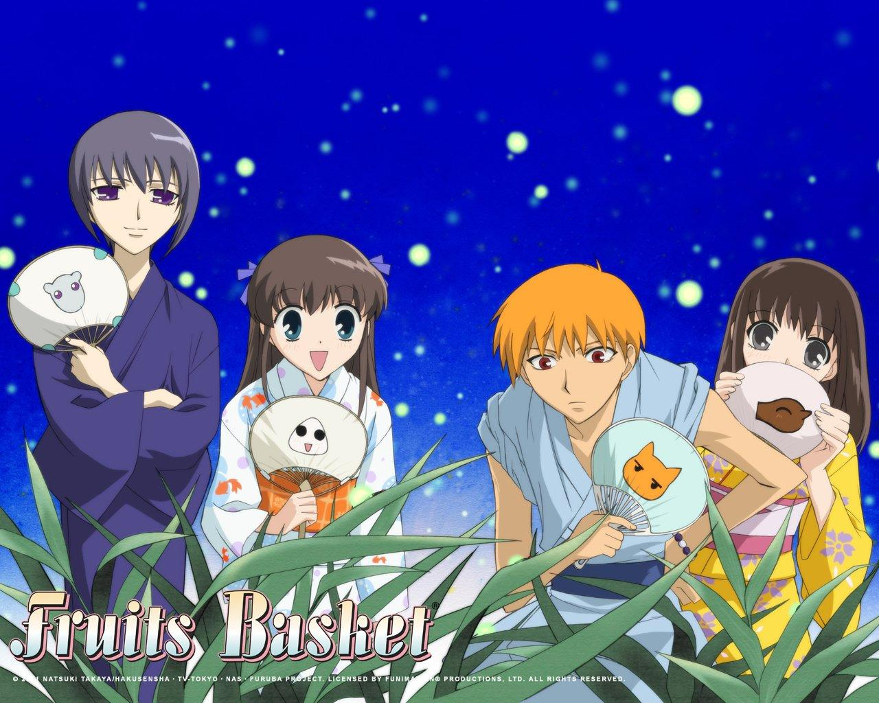 73 Fruits Basket HD Wallpapers