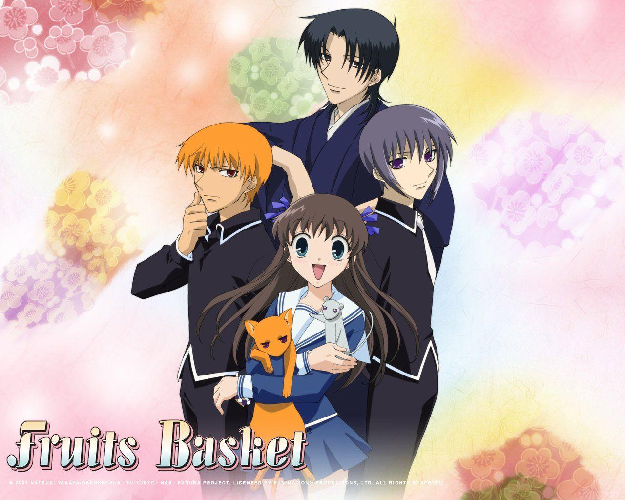 17 Fruits Basket HD Wallpapers