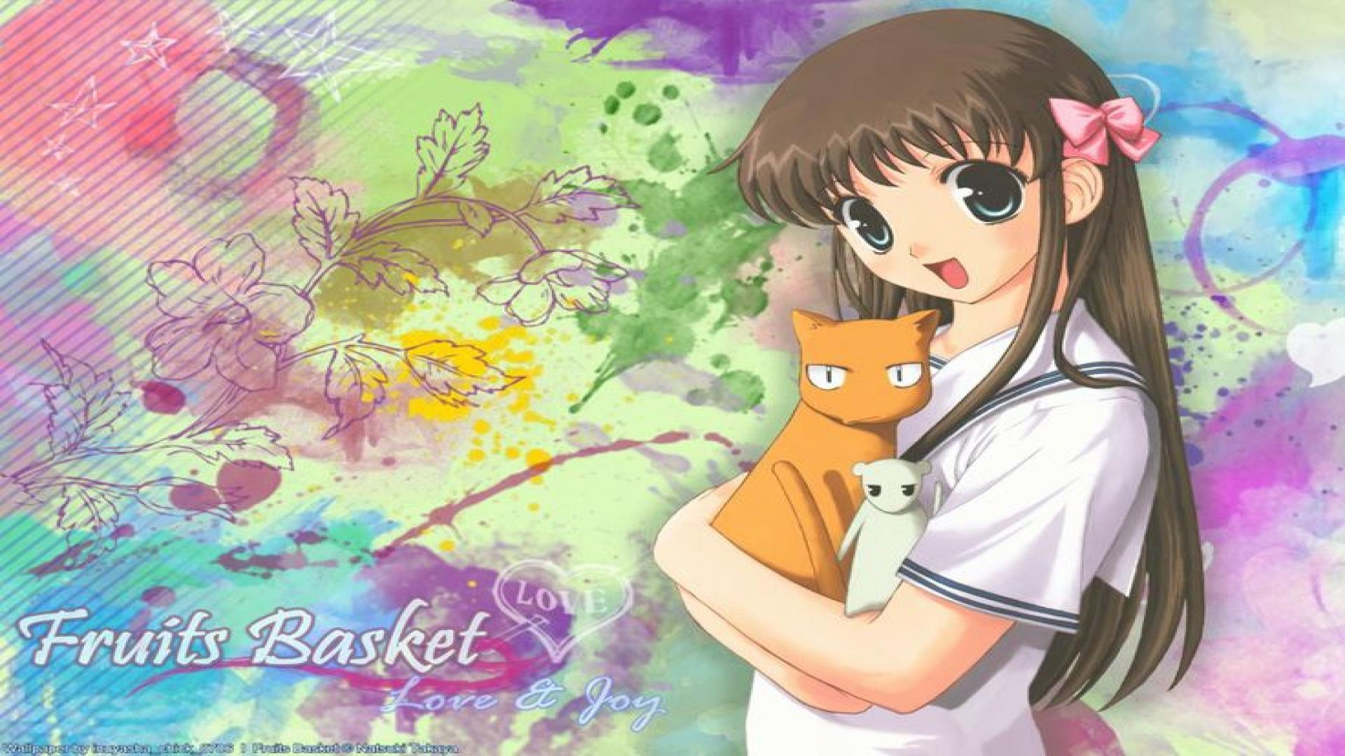 Ultra HD Fruits Basket Wallpapers