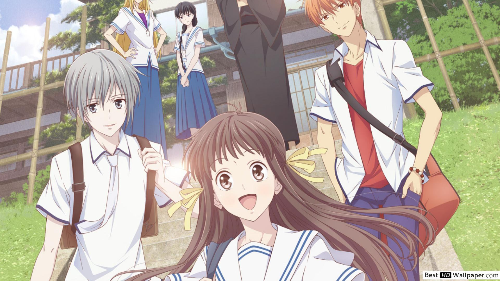 Fruits Basket 2019 HD wallpapers download