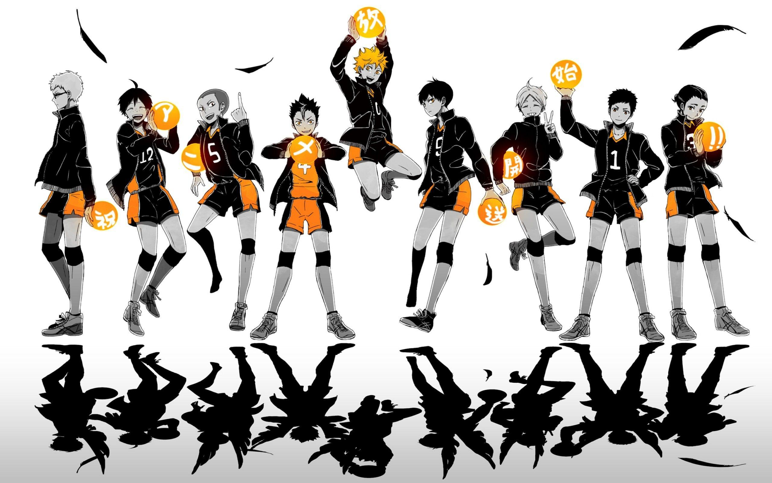 Haikyuu wallpapers ·① Download free cool High Resolution wallpapers