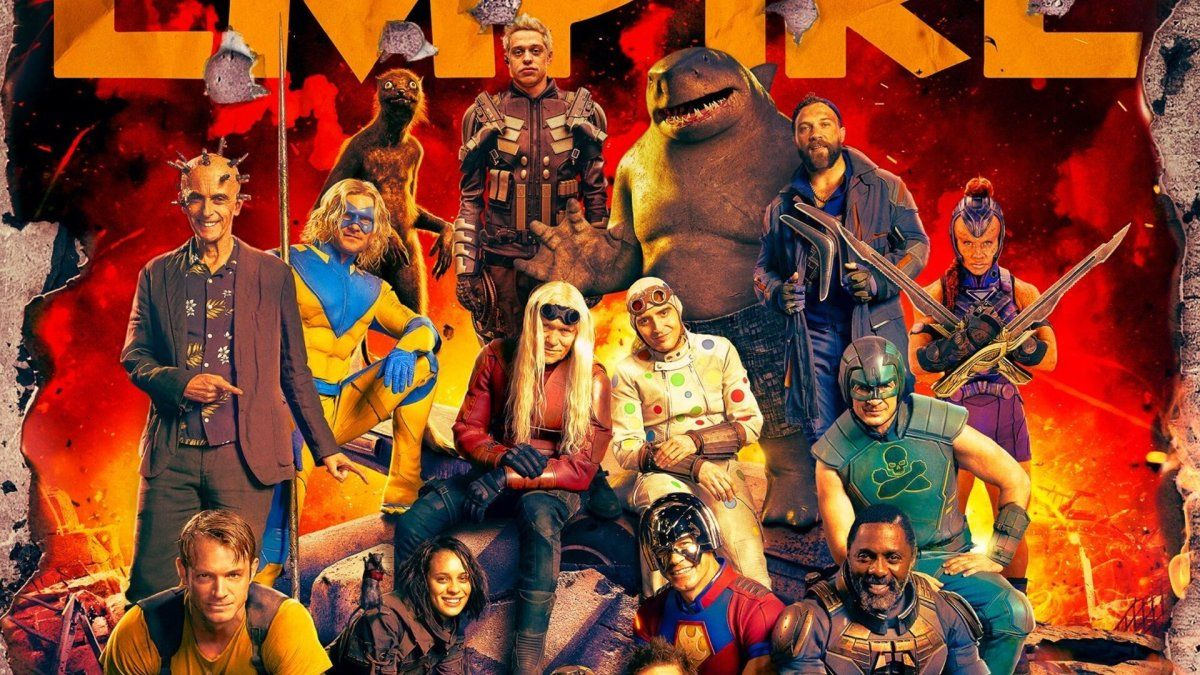 The Suicide Squad front the new issue of EMPIRE Magazine – Moviehole