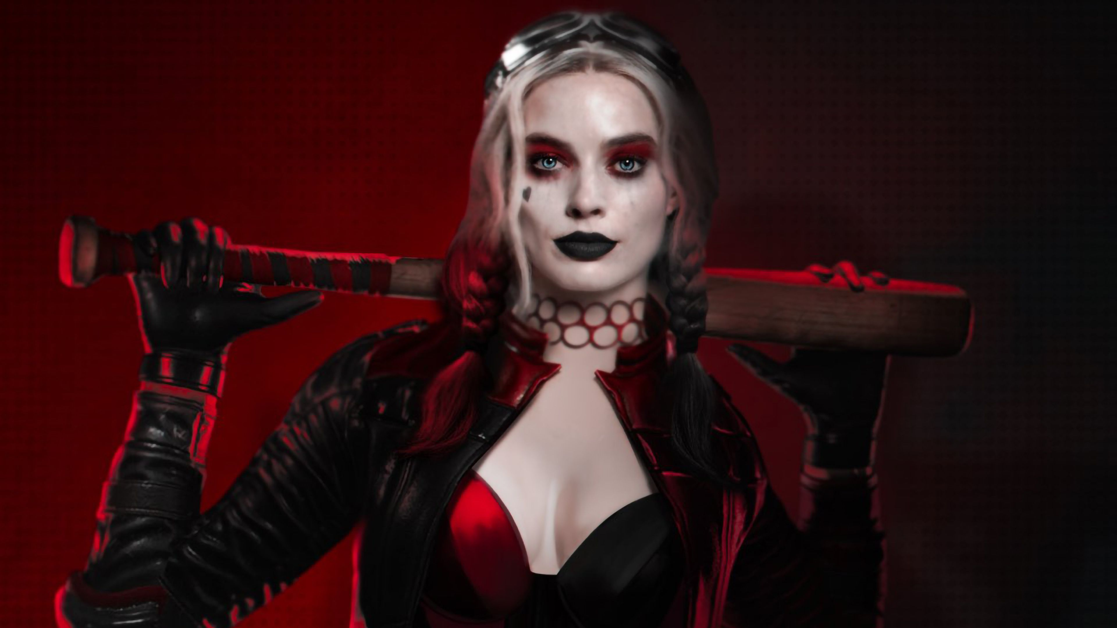 3840x2160 Margot Robbie as Harley Quinn The Suicide Squad 4K Wallpaper, HD Movies 4K Wallpapers, Image, Photos and Backgrounds
