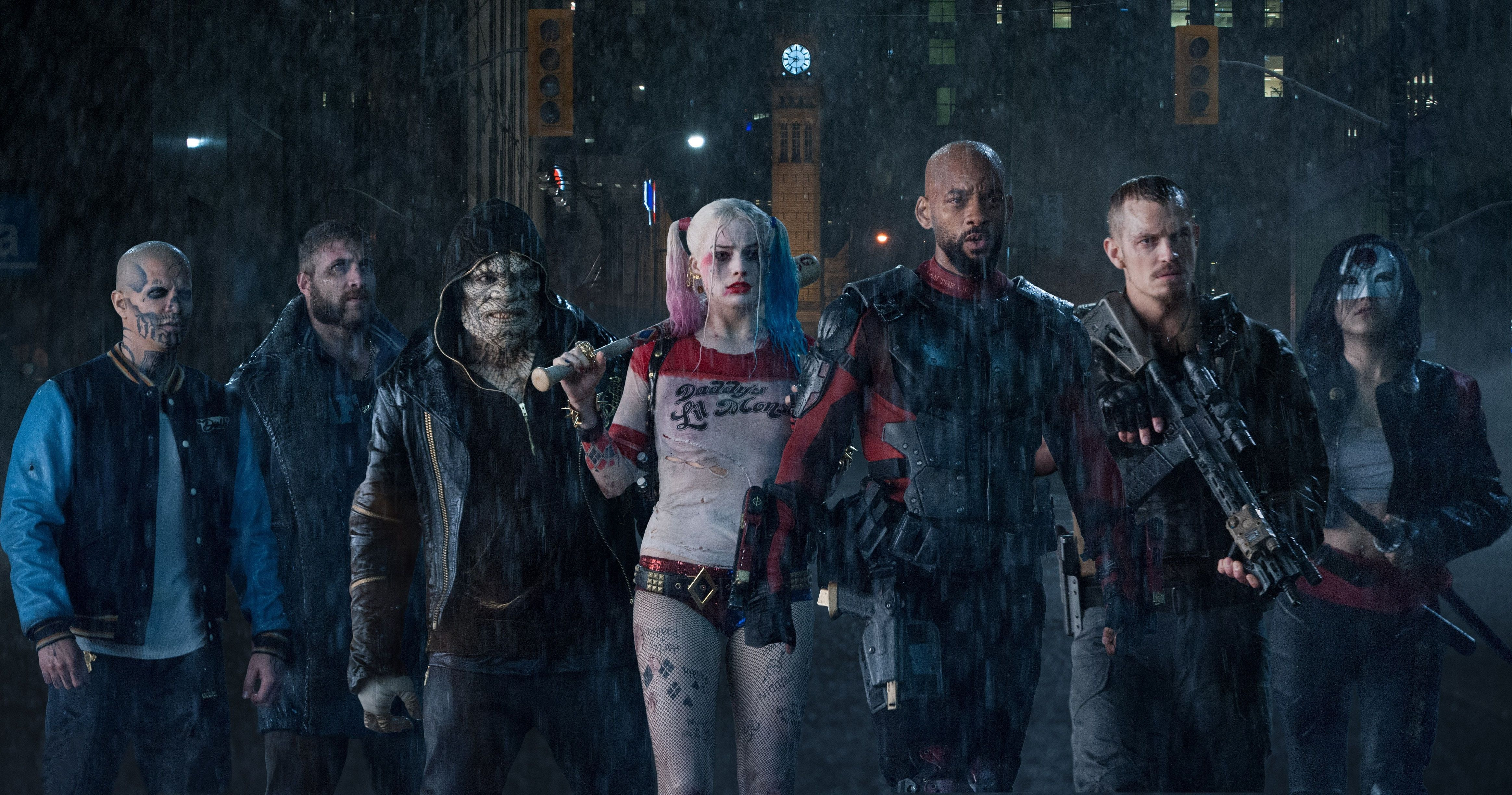 Suicide Squad 4K Wallpapers