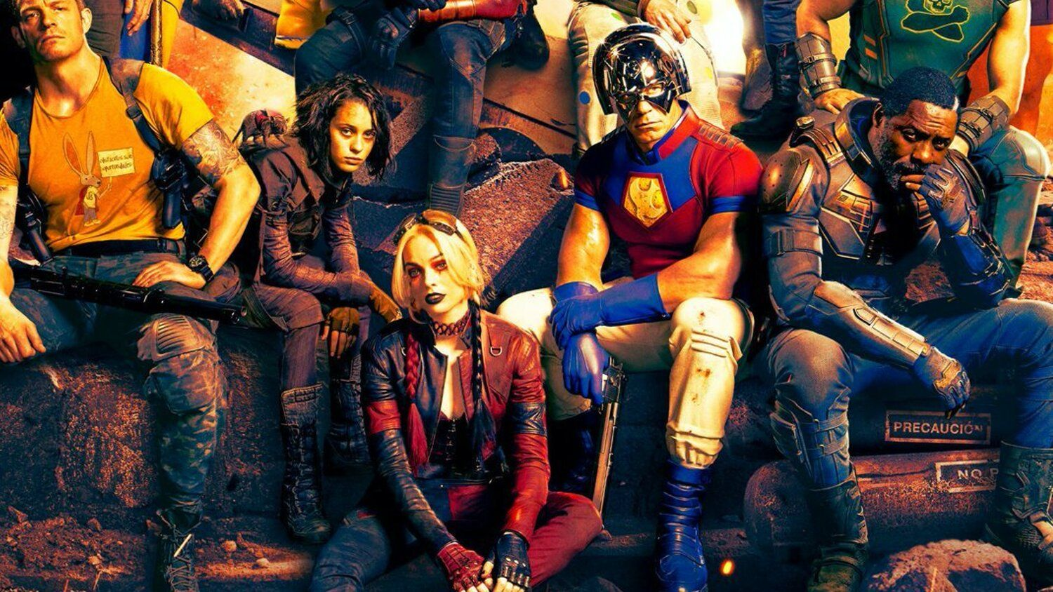 James Gunn Says None of THE SUICIDE SQUAD Characters Were Protected By DC