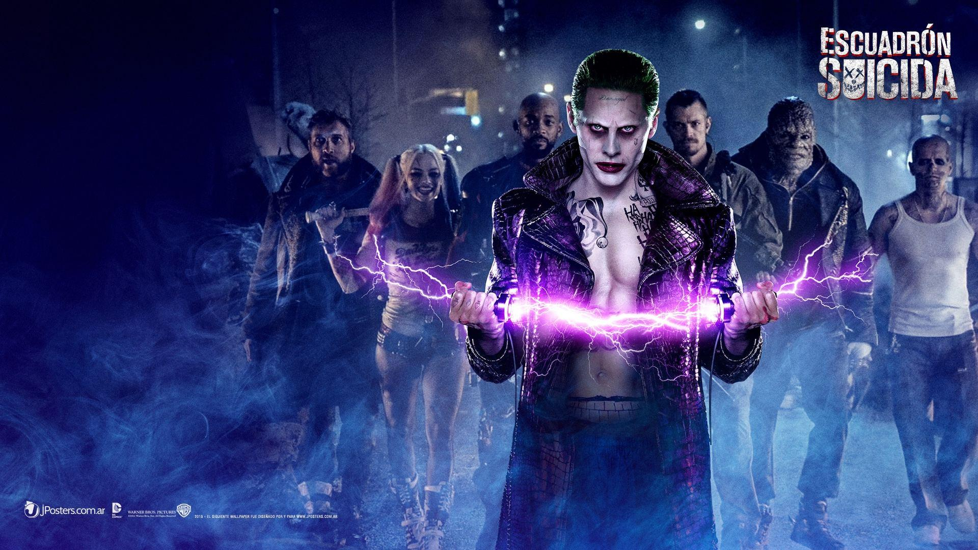 Suicide Squad Movie Wallpapers