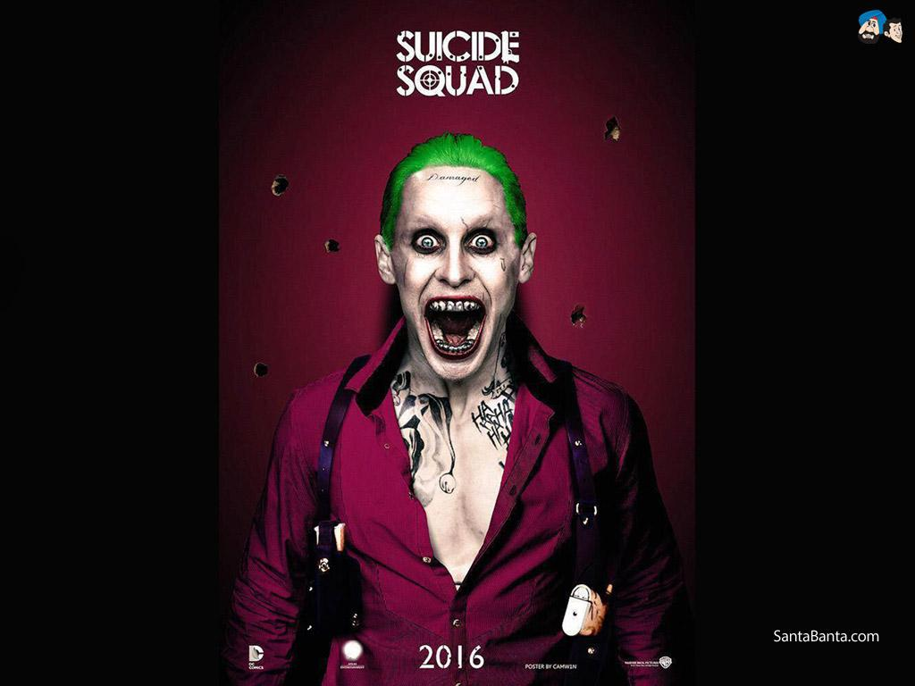 Free download Suicide Squad Movie Wallpapers 2 [1024x768] for your Desktop, Mobile & Tablet