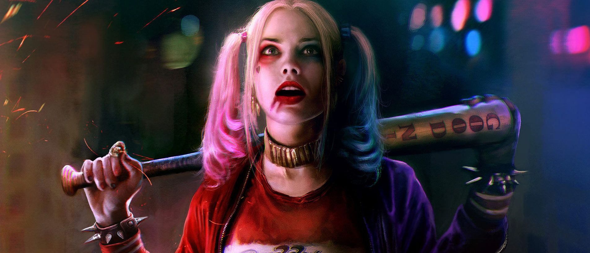Margot Robbie's Harley Quinn Looks Incredible In Suicide Squad 2's Set Photos