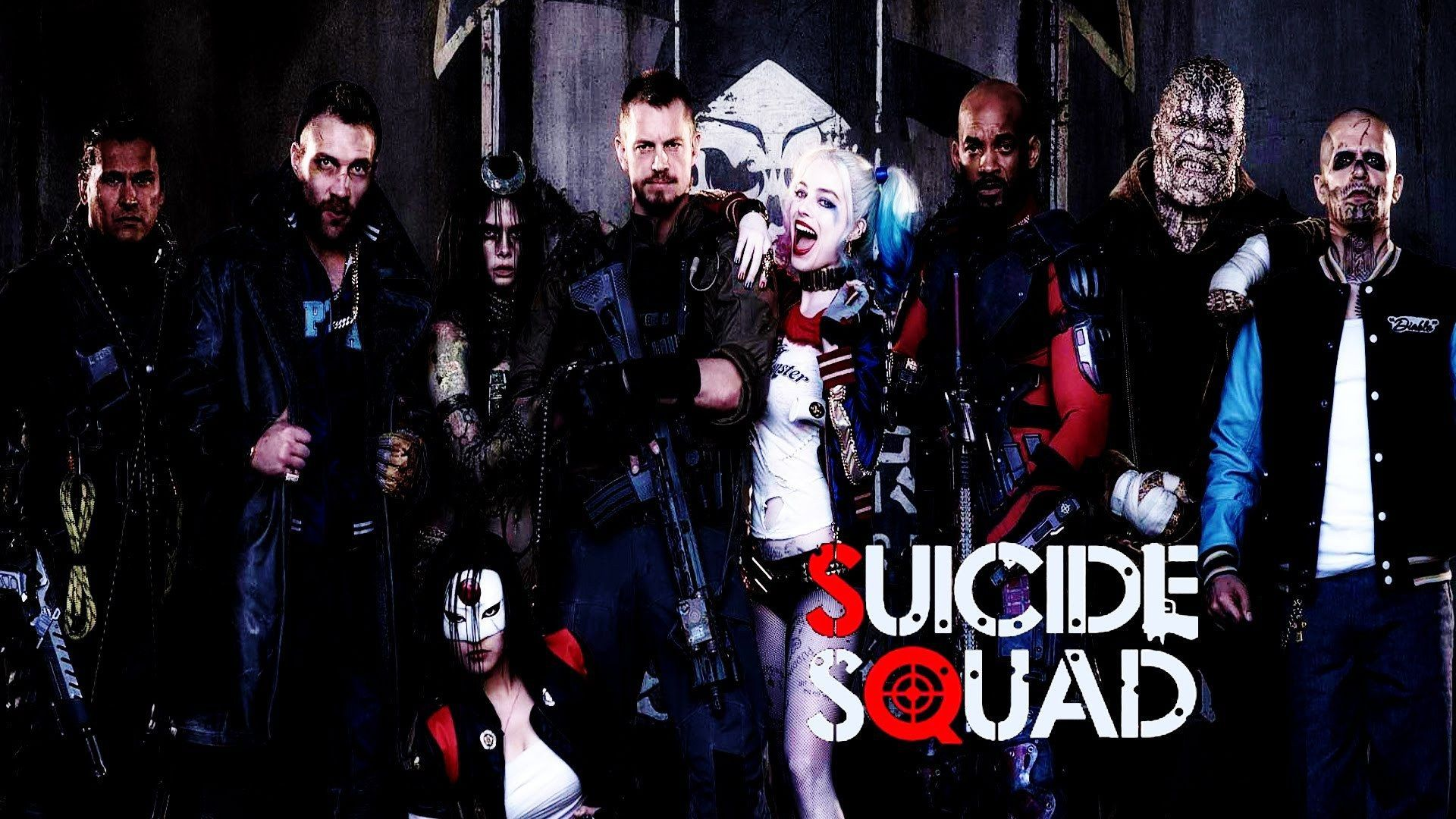 Suicide Squad 2016 HD Wallpapers