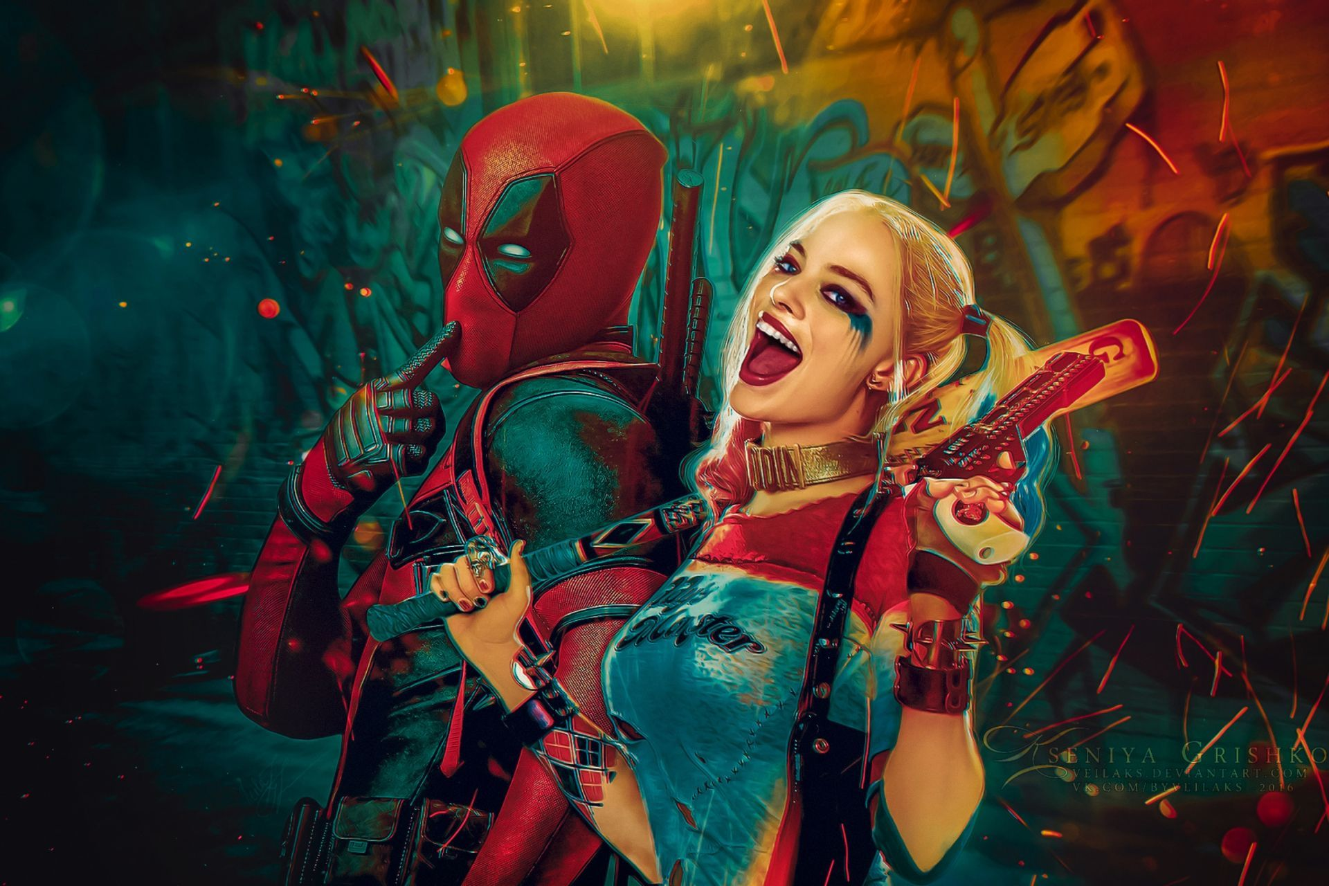 26 Suicide Squad Harley Quinn Wallpapers