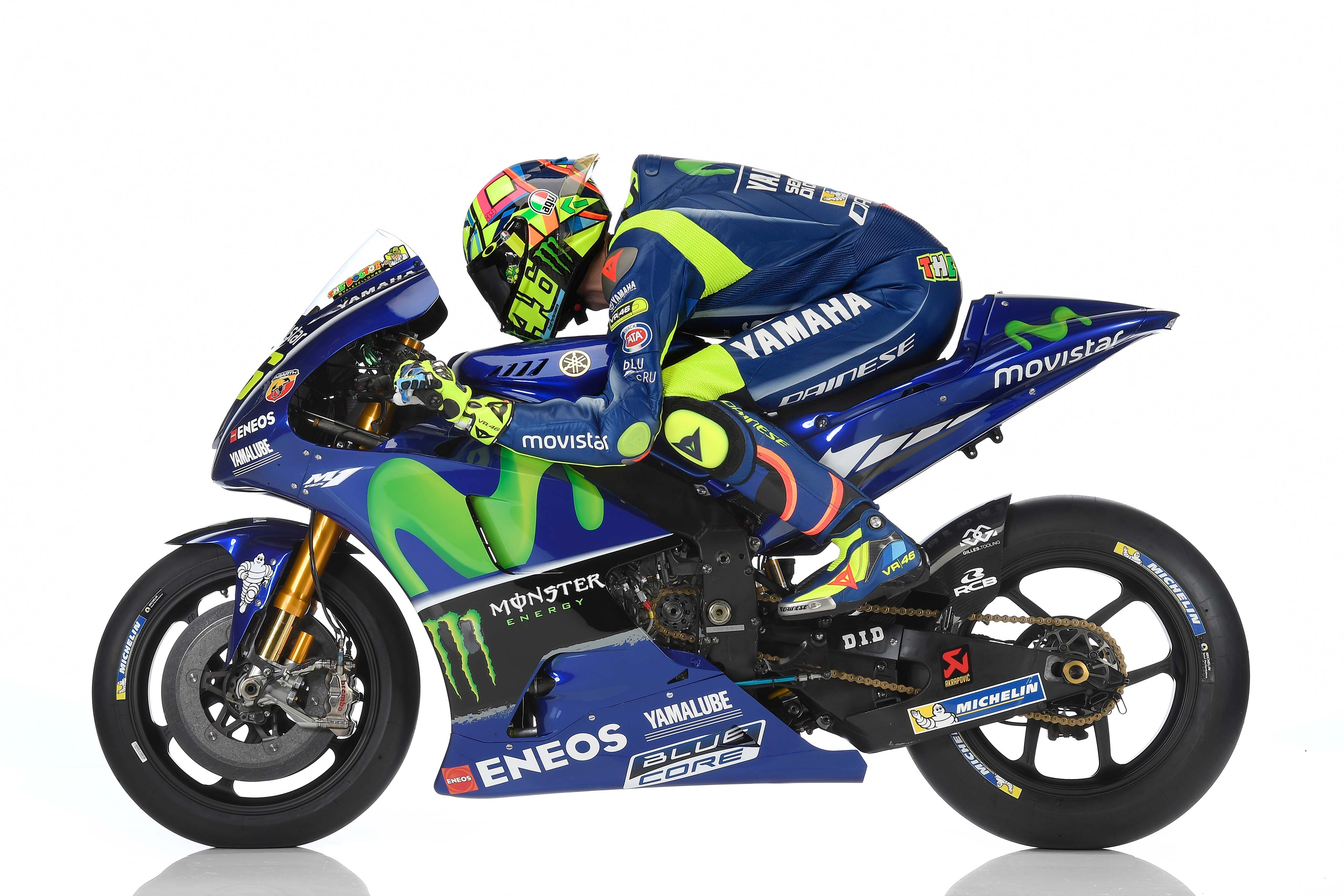 Motogp Valentino Rossi Yamaha YZR M1, HD Bikes, 4k Wallpapers, Image, Backgrounds, Photos and Pictures
