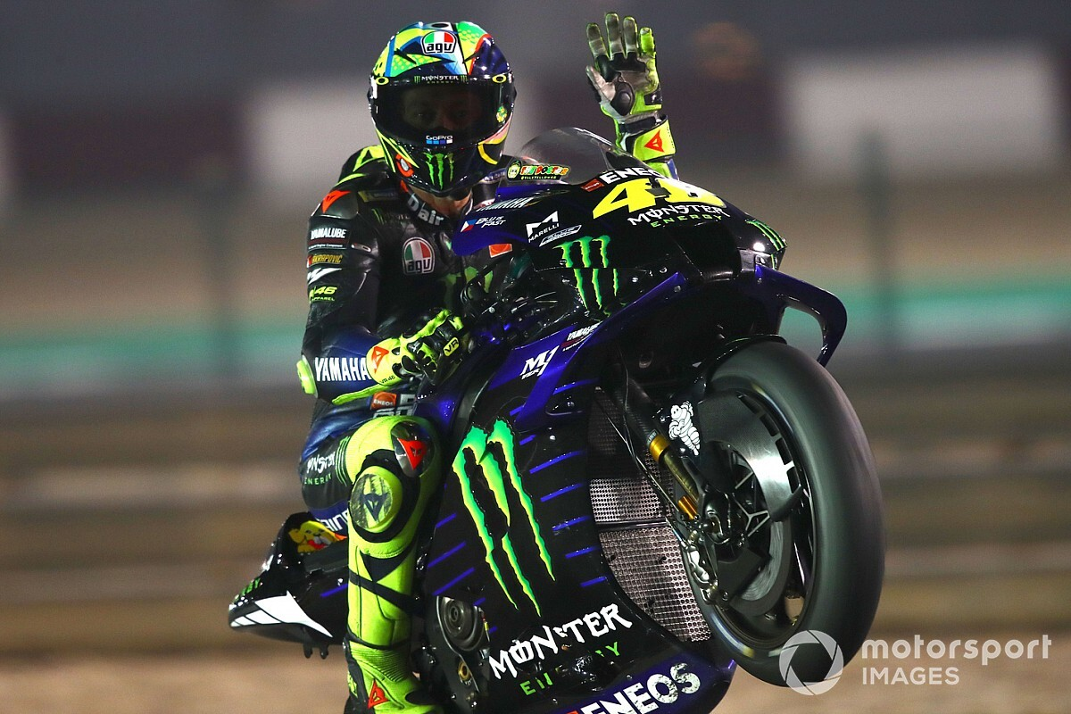 Podcast: The next steps in securing Rossi's MotoGP future
