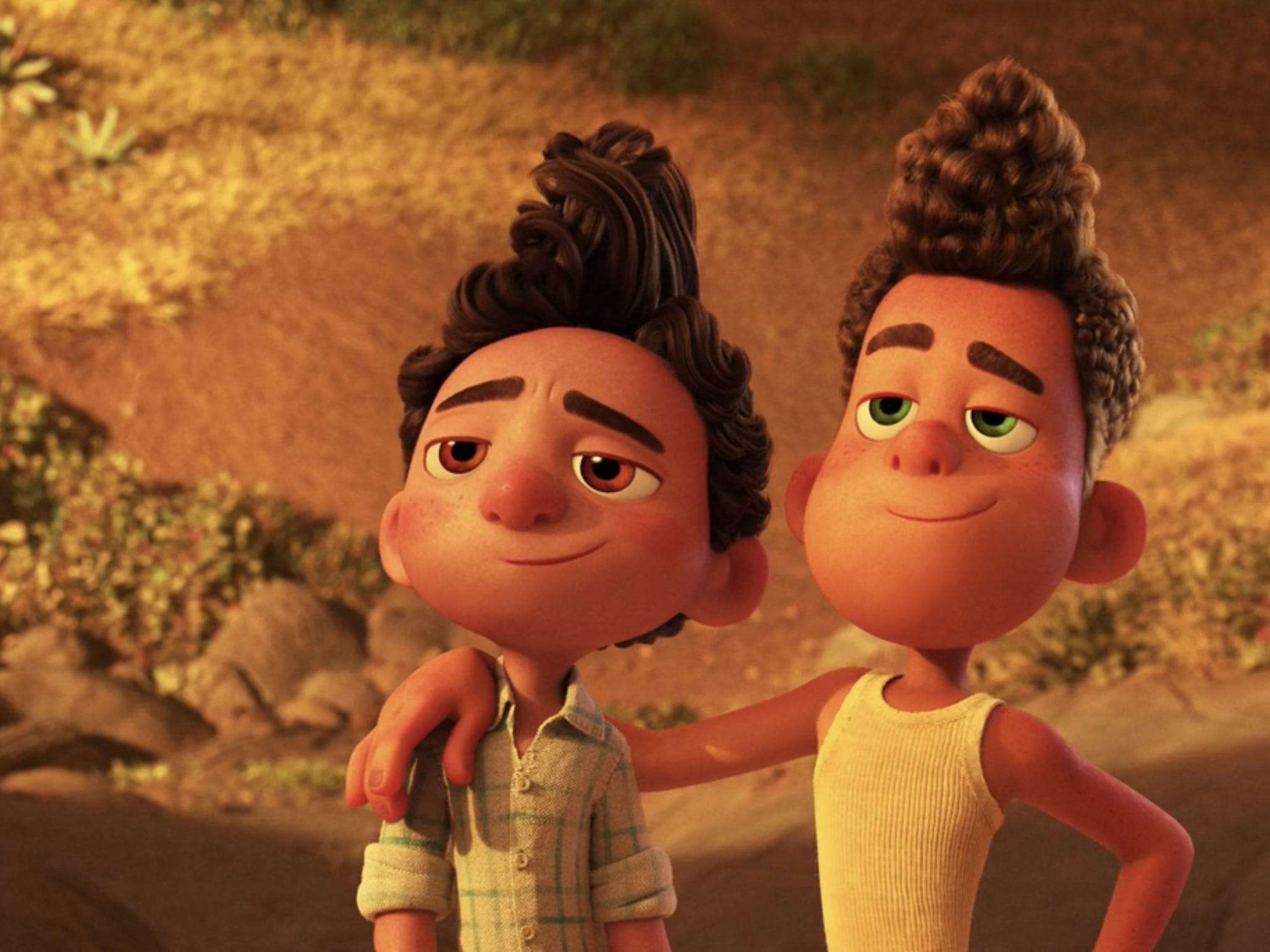 Luca' proves Disney's Pixar wasn't brave enough to fully commit to their first queer animated film