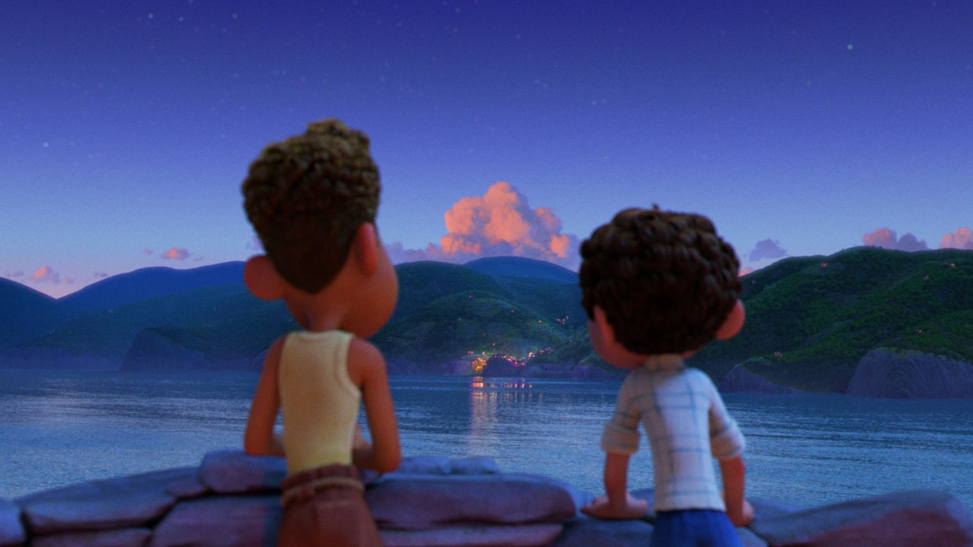 Pixar's animated film Luca may not be a gay narrative, but it's a queer one