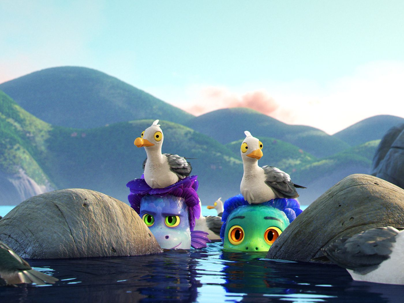 Luca review: Pixar's new movie is understated brilliance