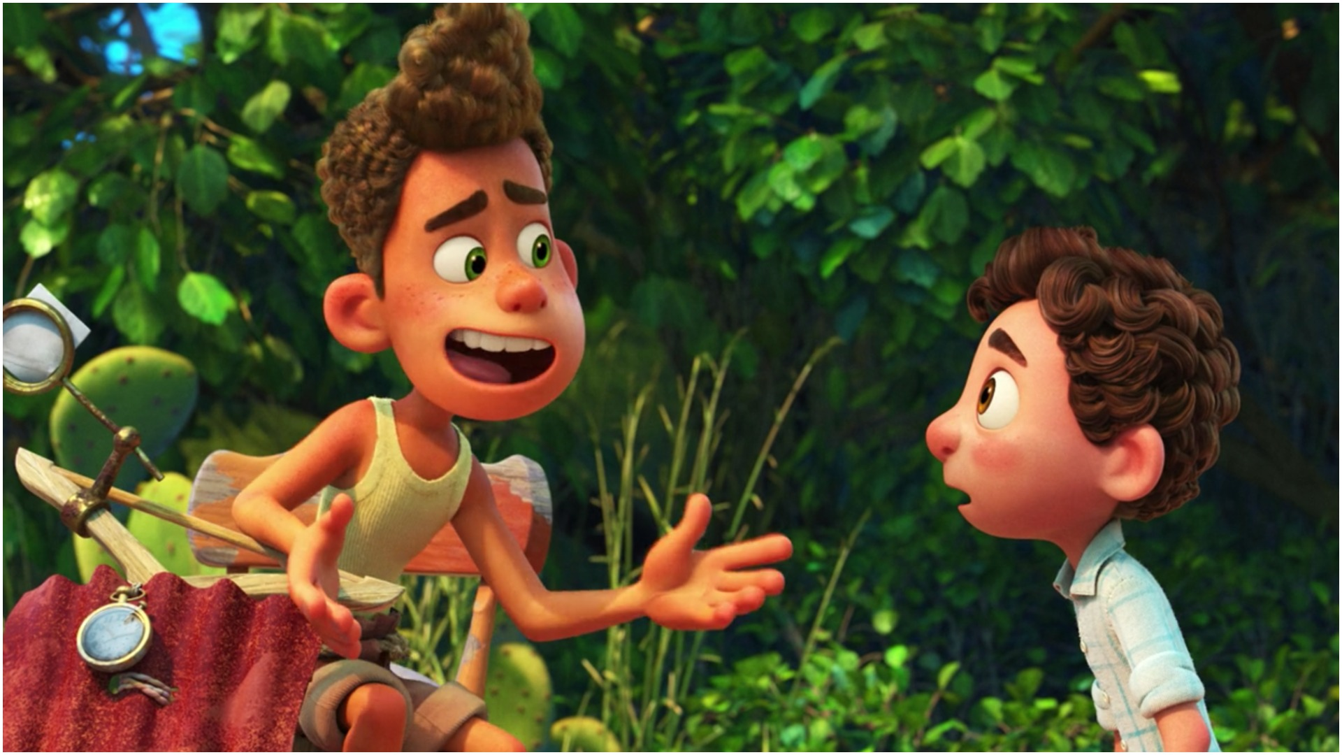 Silenzio Bruno! Luca director explains the meaning behind the Pixar movie's marvelous mantra