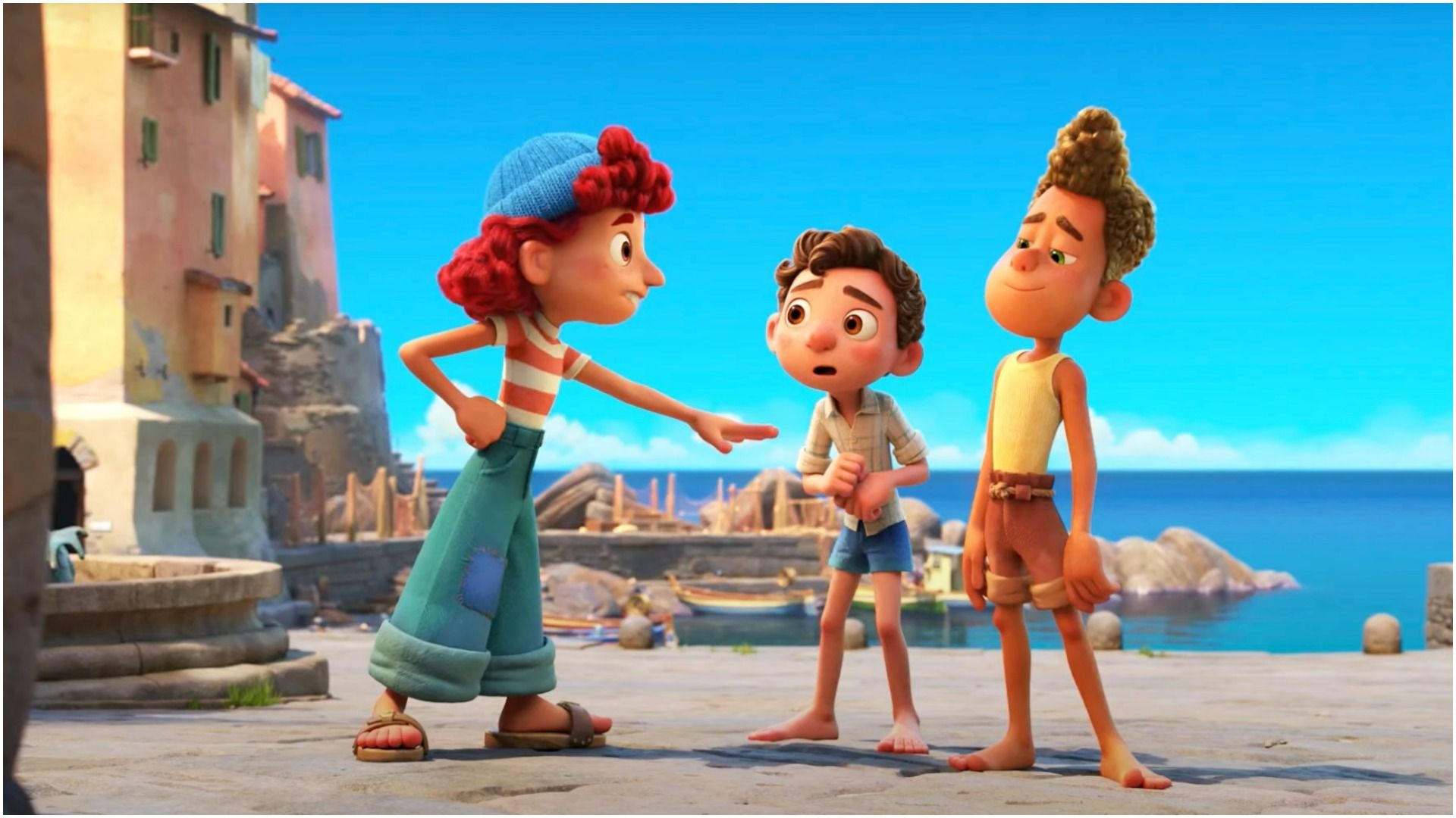 First Luca trailer shows off Disney Pixar's magical tale of friendship
