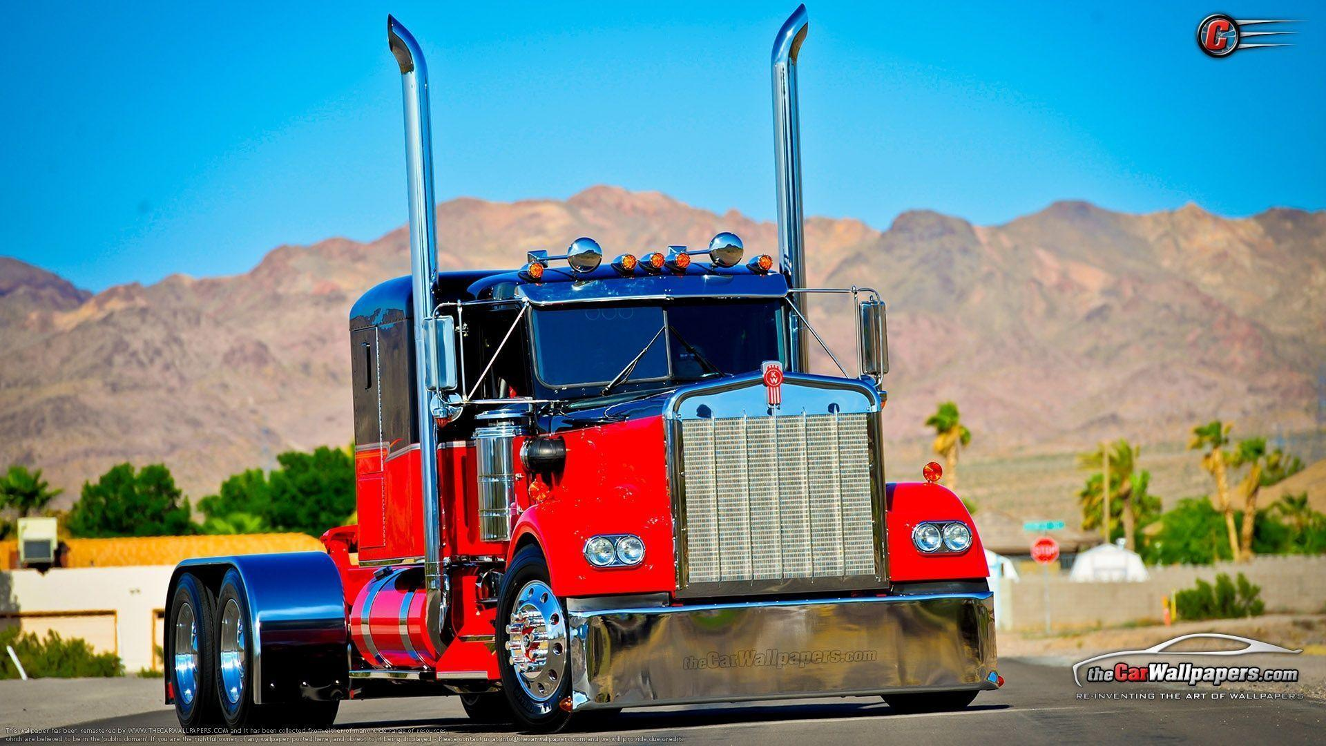 Mercedes Free Semi Truck Wallpapers Downloads HD Wallpapers Pictures