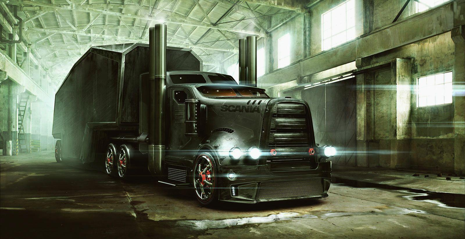 Truck Wallpapers and Backgrounds Image