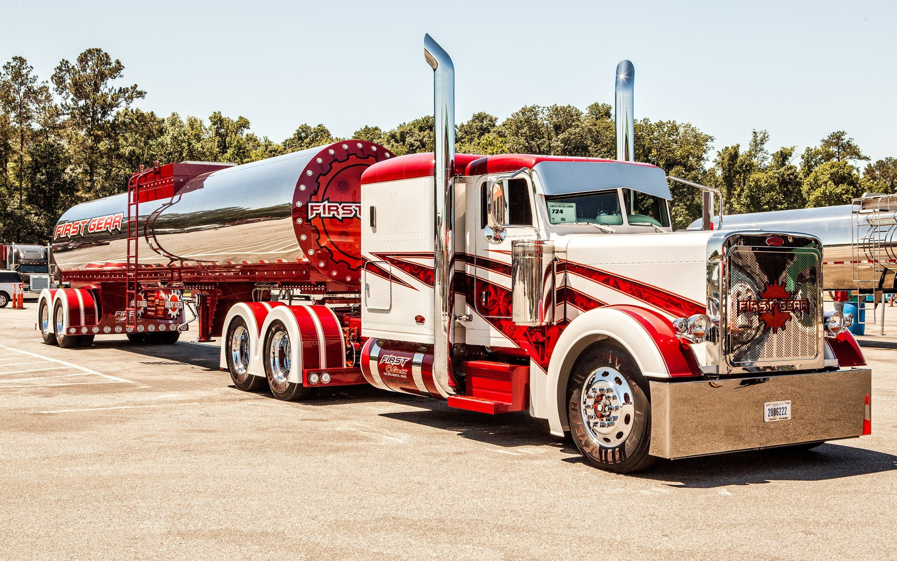 Trucking Wallpapers Group