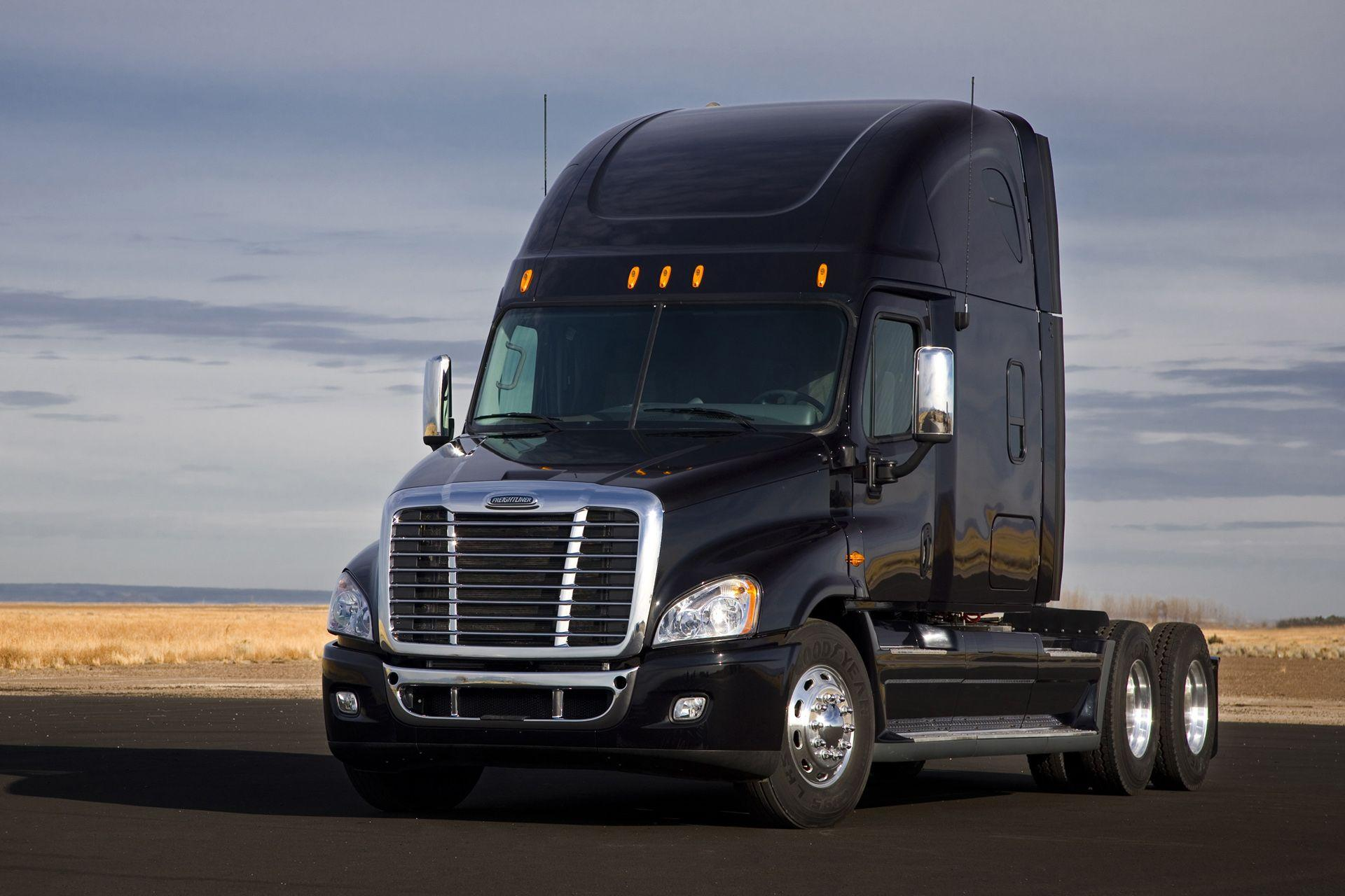 Freightliner Cascadia 09 wallpapers
