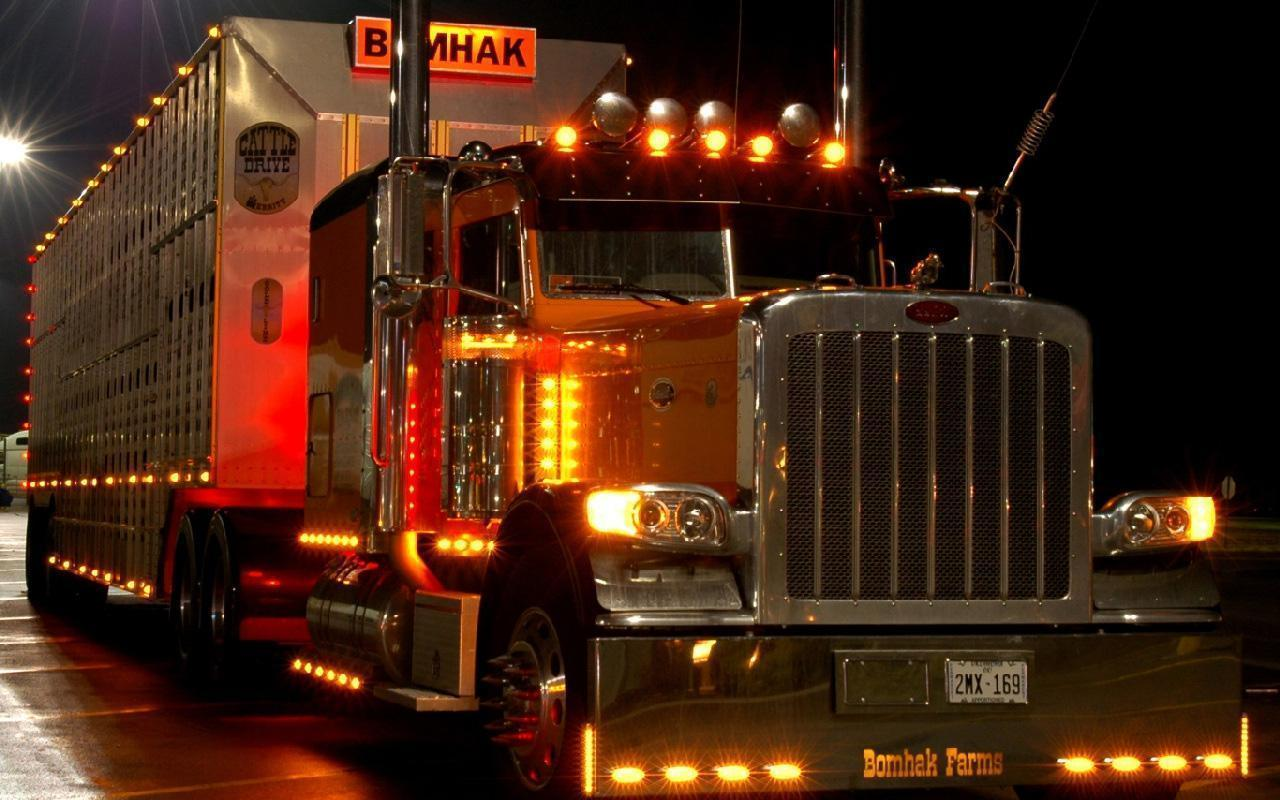 Download Exclusive Truck Live Wallpapers for android, Exclusive
